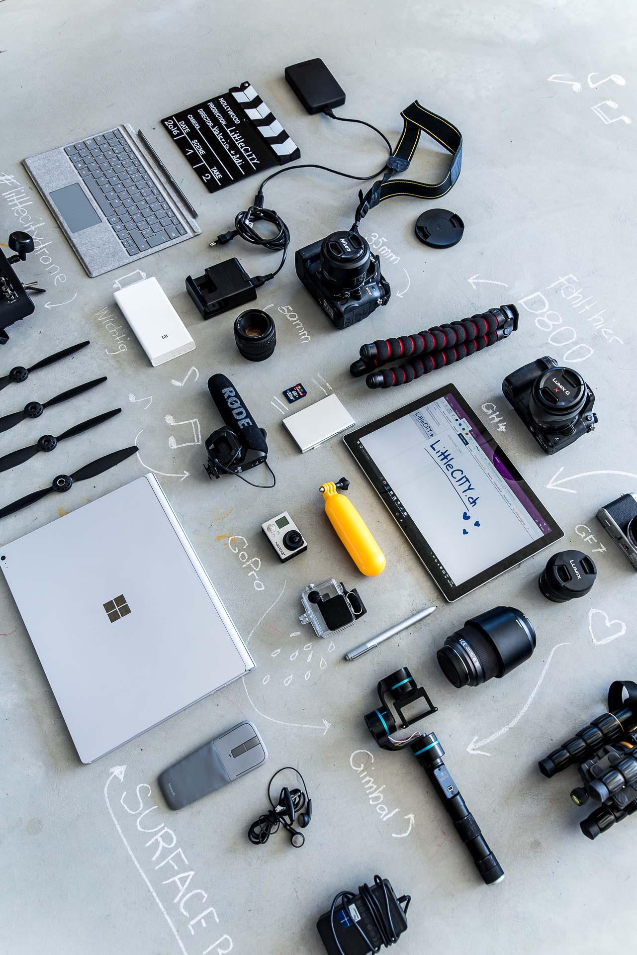 Bloggerausrüstung Technik-12