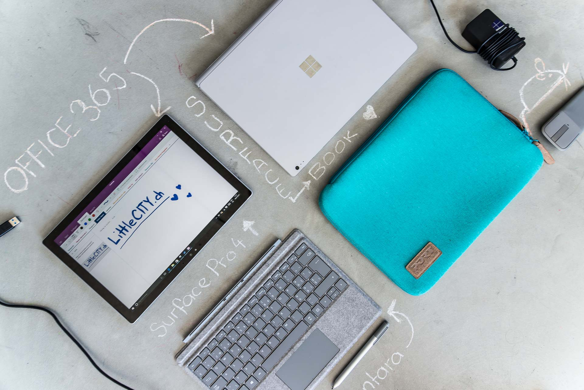 Bloggerausrüstung Technik-9