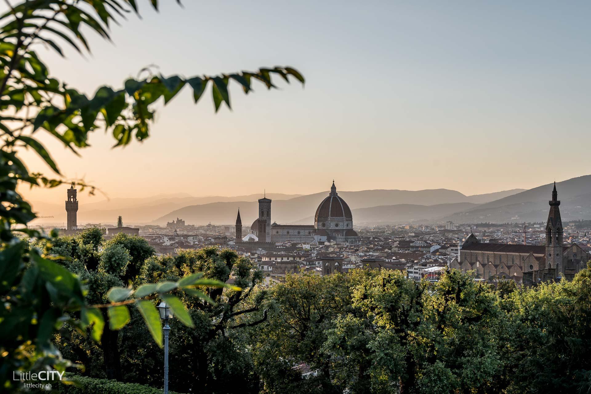 Florenz Reisetipps Piazzale Michelangelo