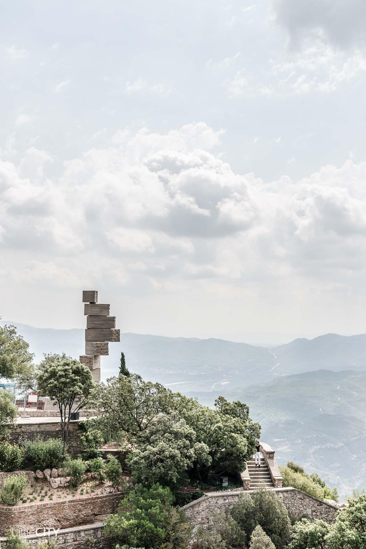 Kloster Montserrat Barcelona Monument