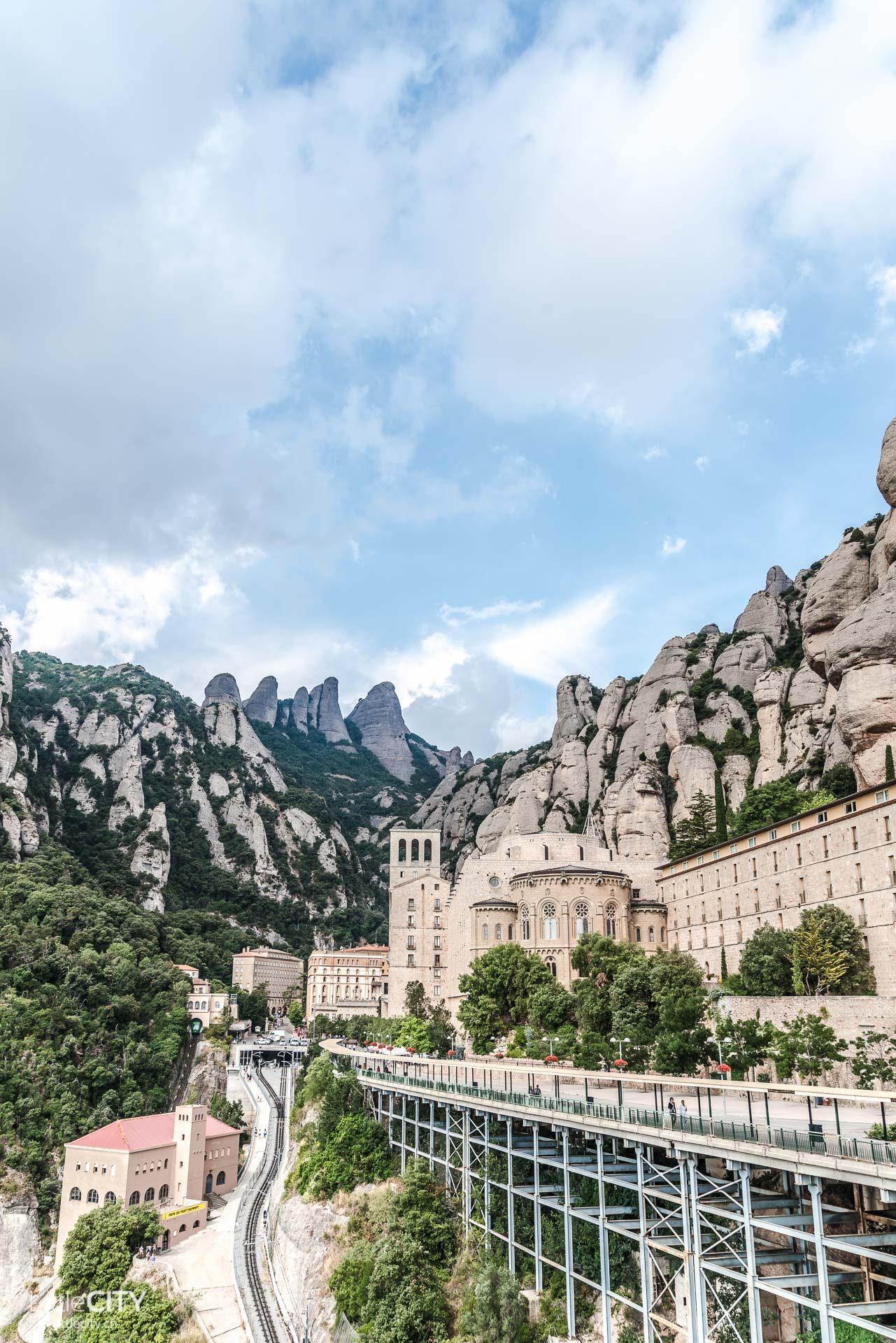 Kloster Santa Maria de Montserrat Barcelona