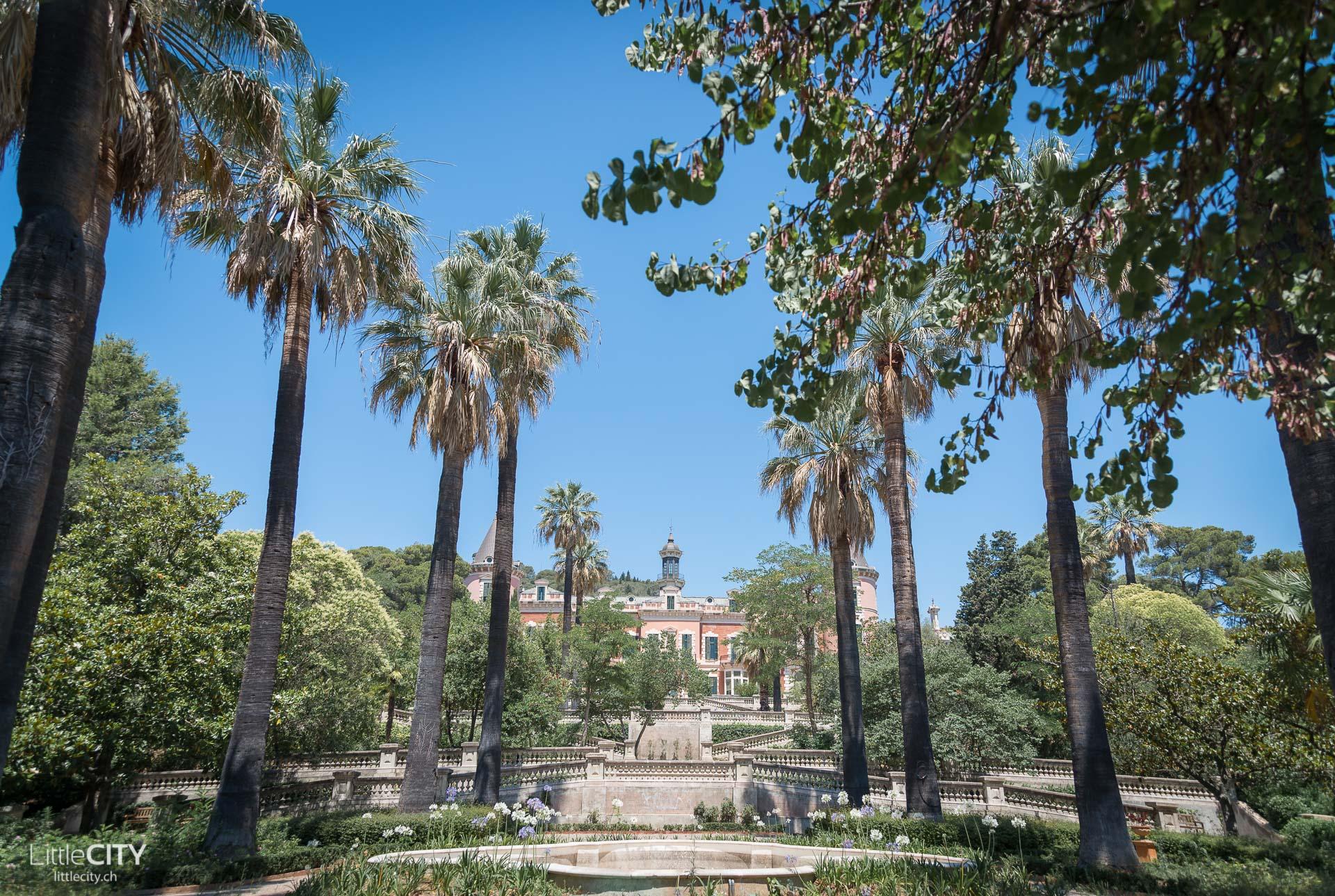 Palau de les Heures Barcelona Insidertipp