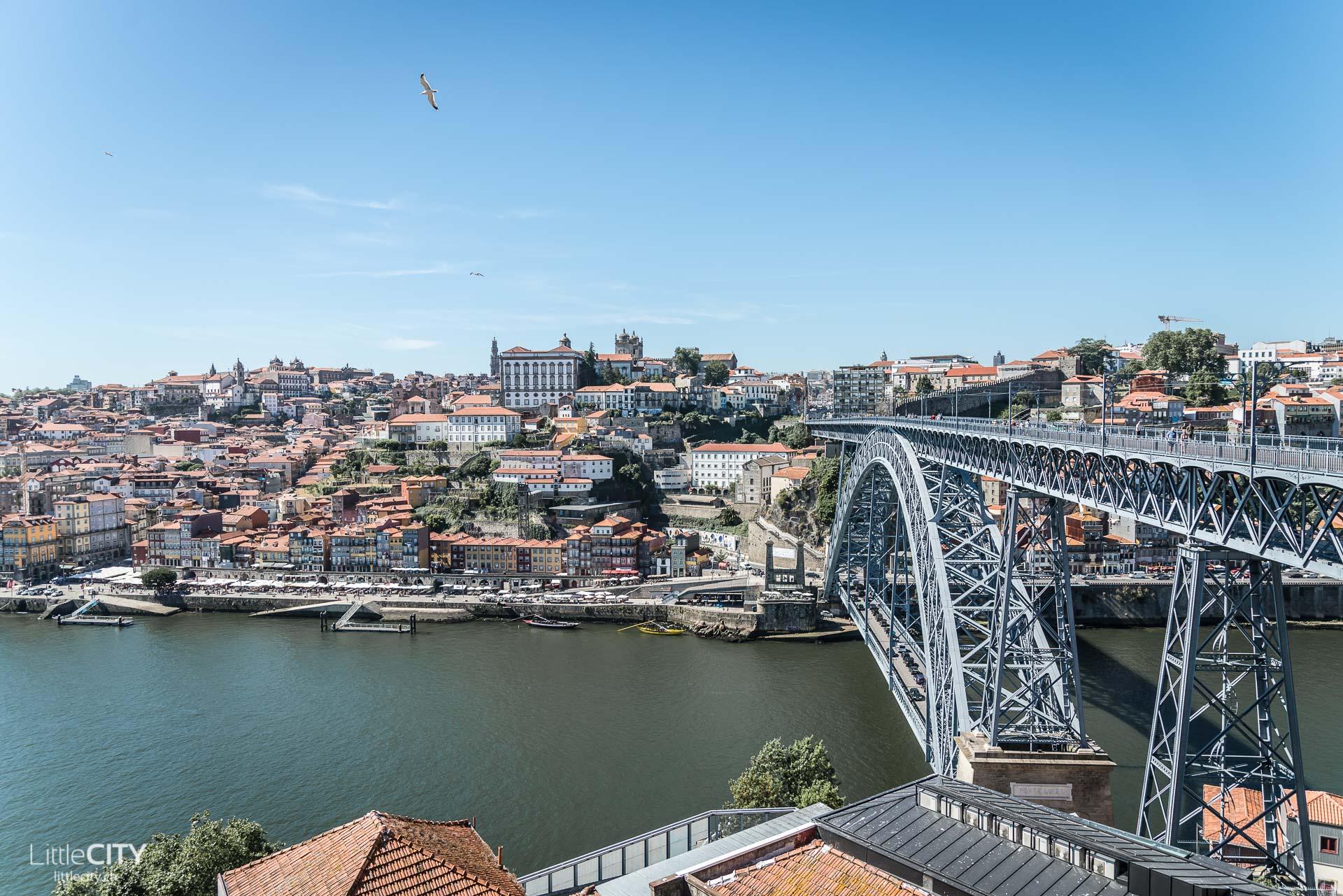 Porto PPonte Dom Luís I. Brücke-1