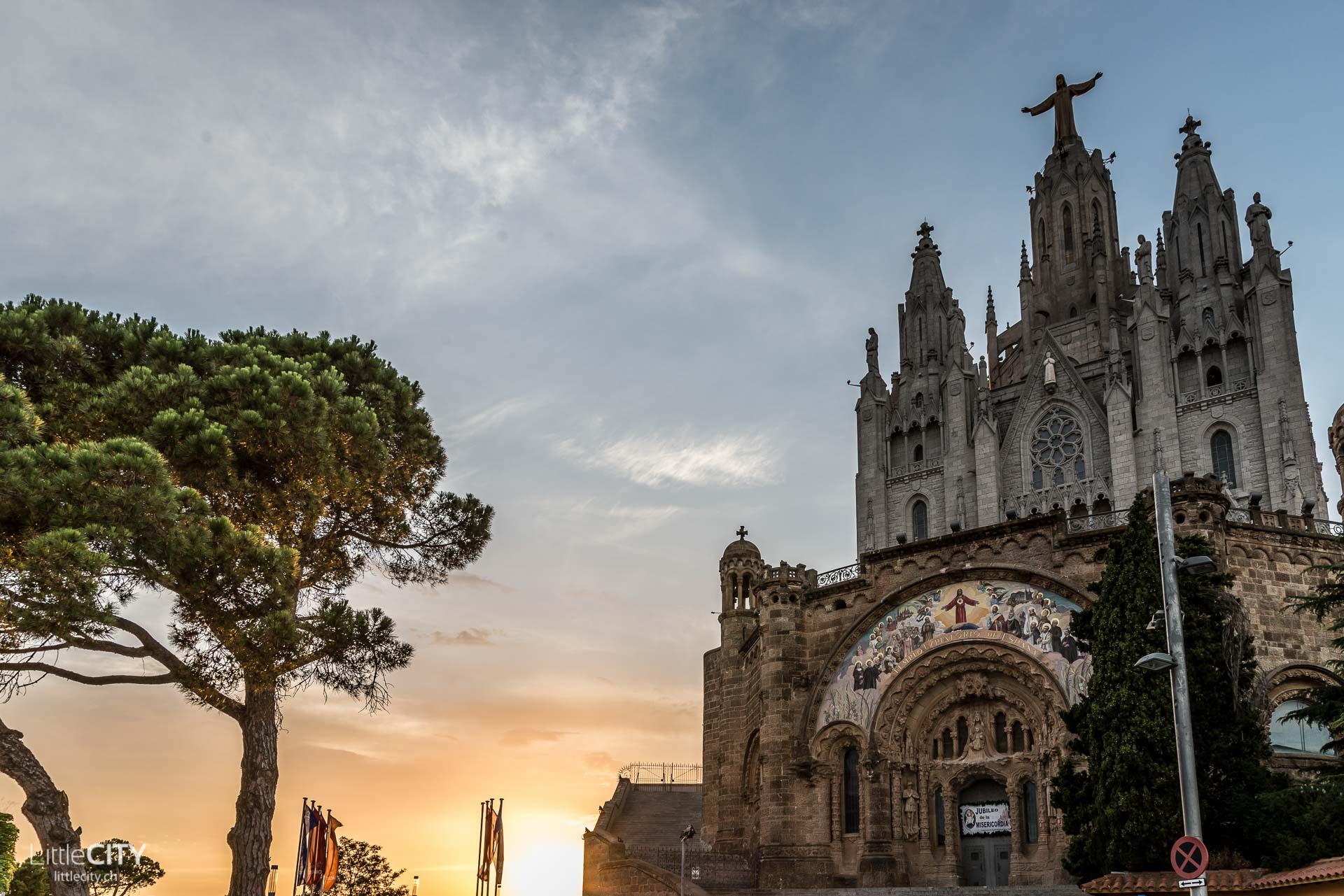 Tibidabo Barcelona Insider Tipp