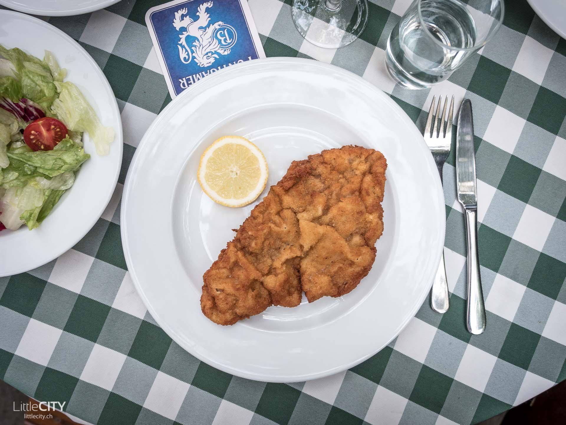 Wien Städtereise Wiener Schnitzel-1