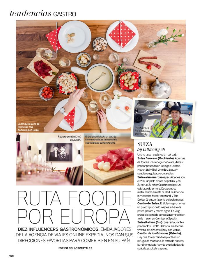 2016_8_Women Magazin Spanien_Food Influencer