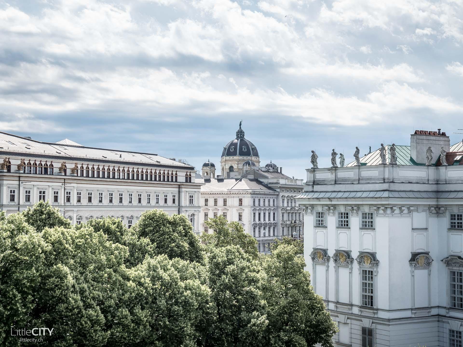 Wien Städtereise Museumsquartier