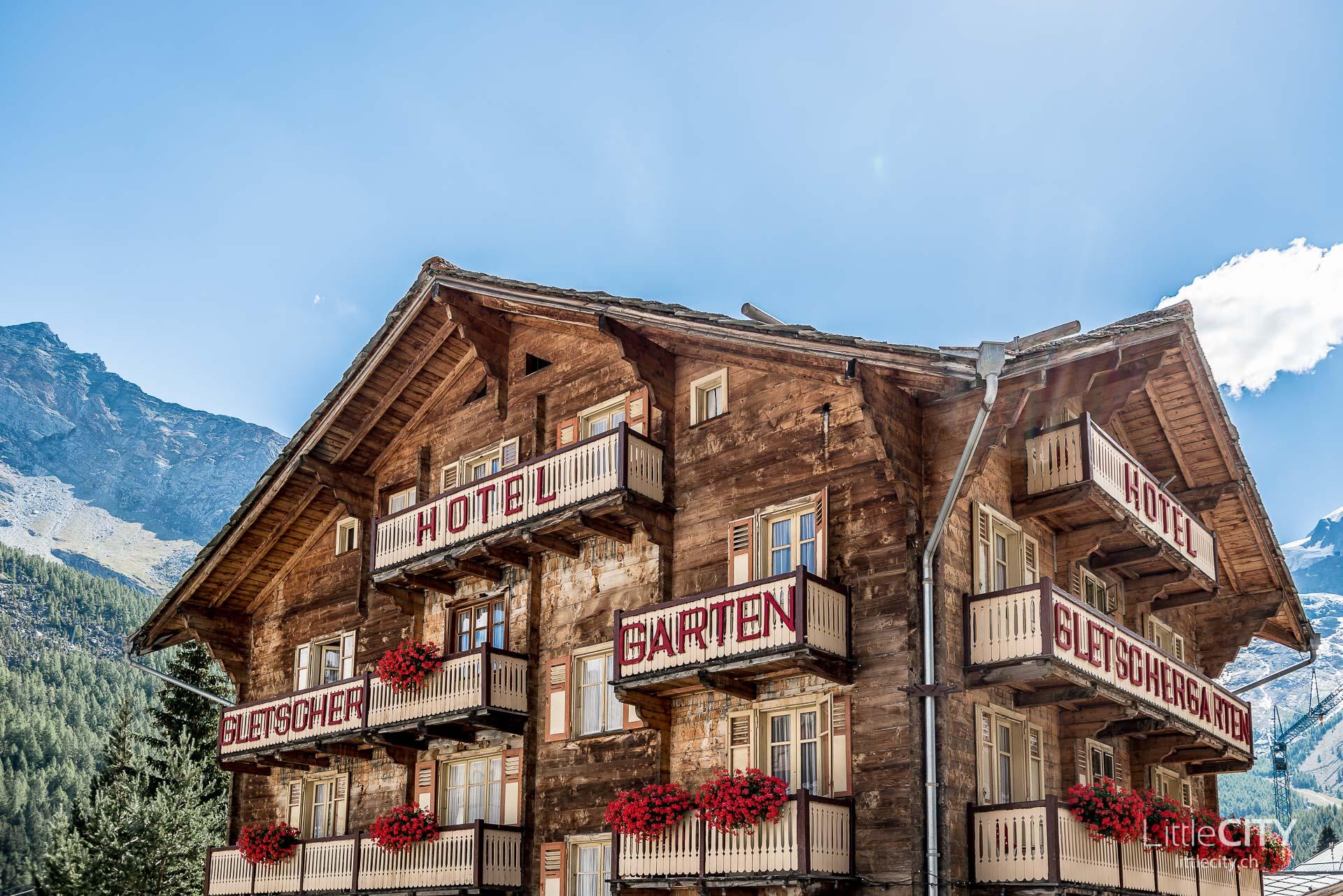 Saas Fee Hotel Gletschergarten-1
