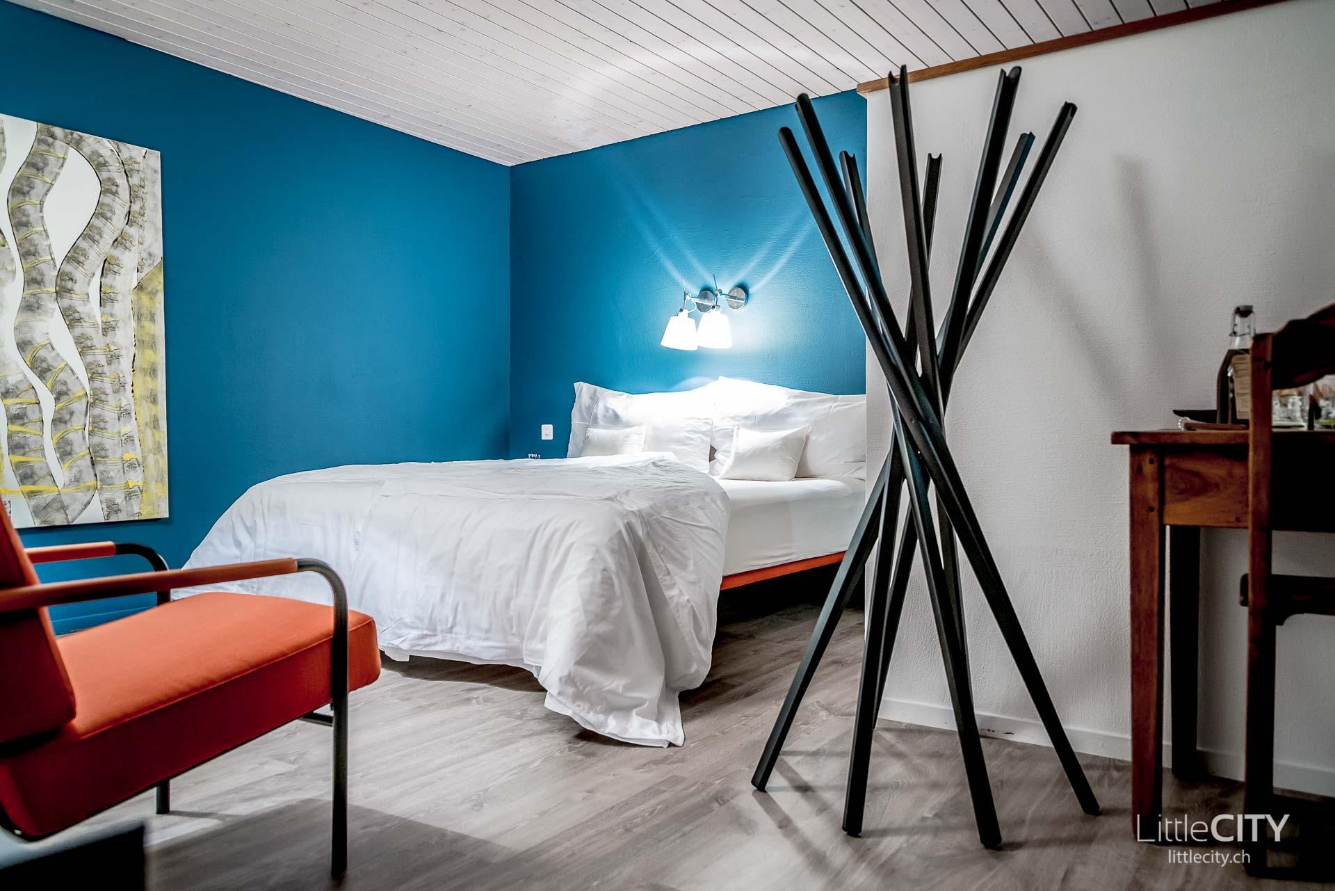 Waldhotel Fletschhorn Saas Fee Zimmer-1