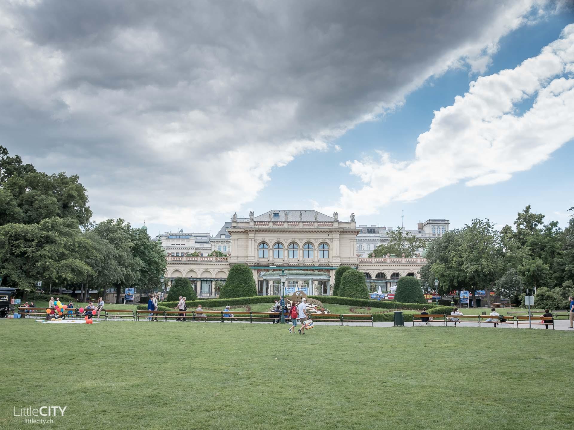 Wien Reisetipp Wiener Stadtpark