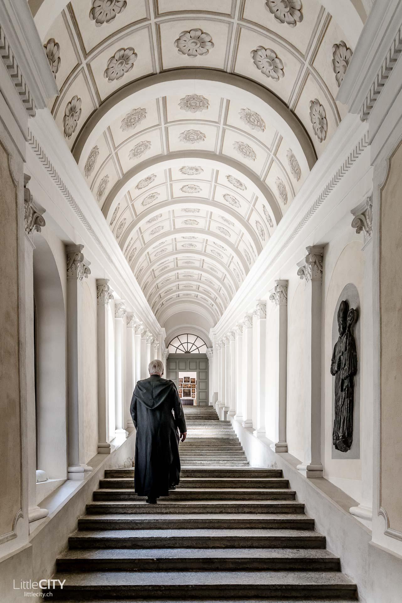 Benediktiner Kloster Disentis-2