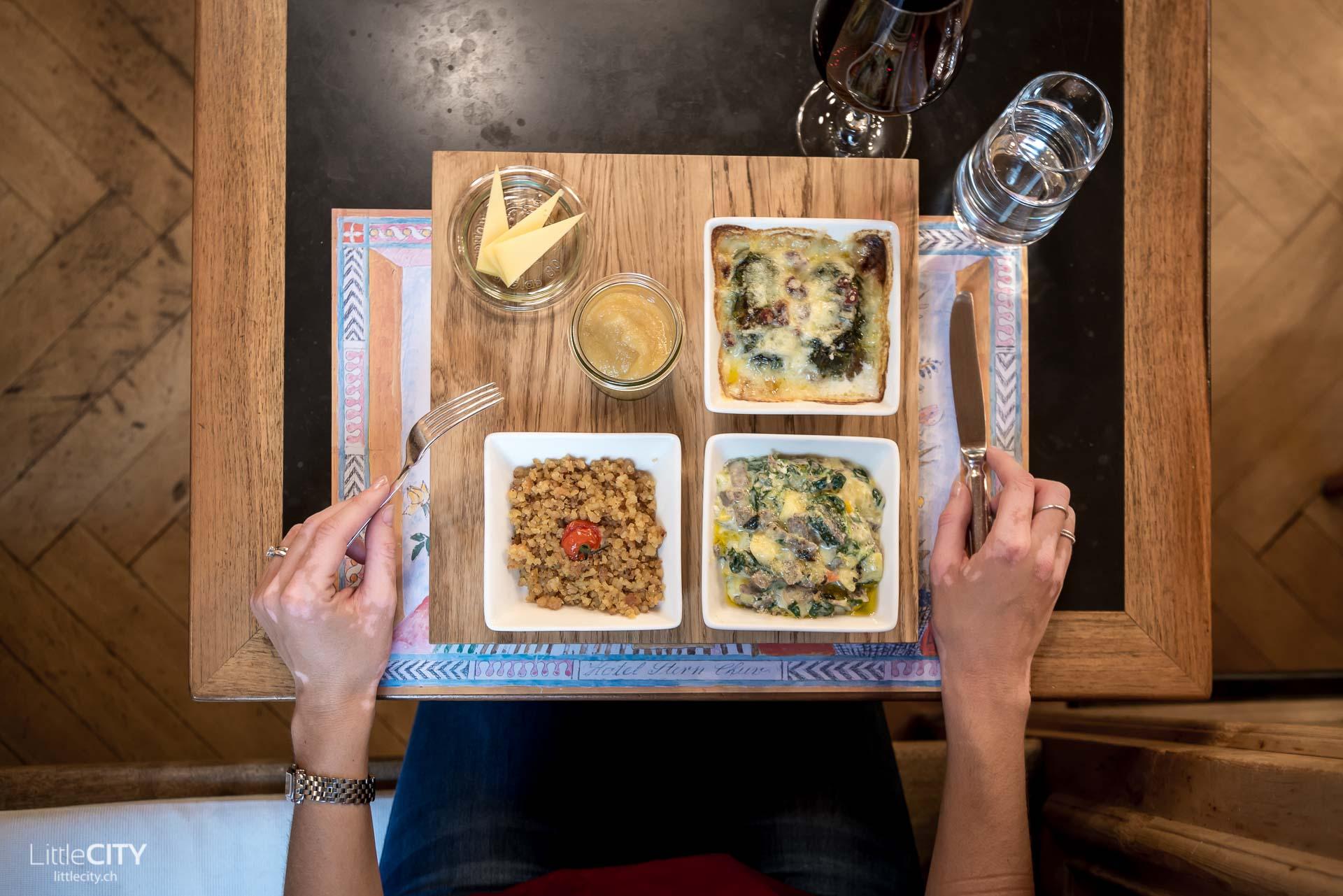 Chur Restaurant Tipp: Veltliner Weinstume Stern