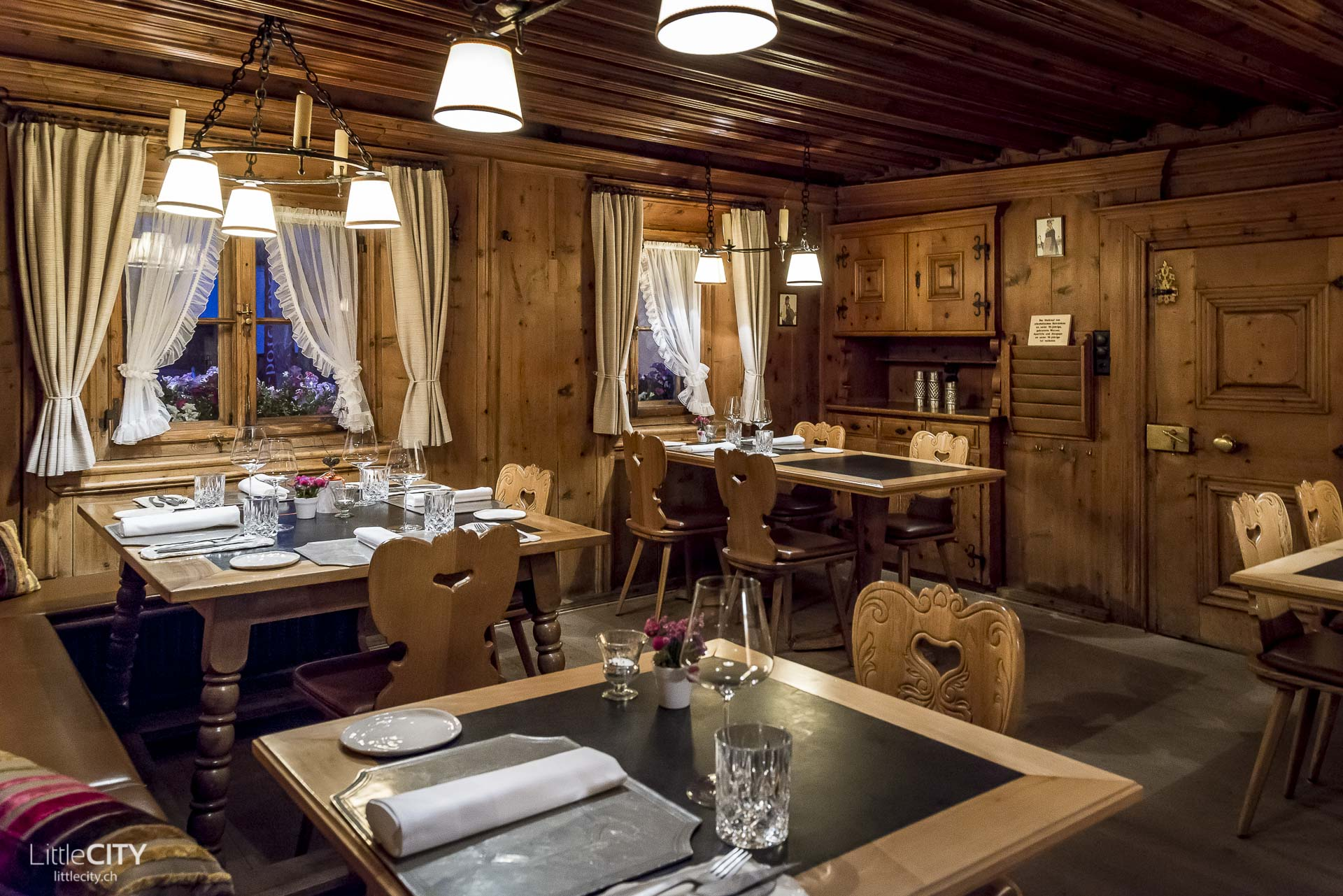 Stüvas Rosatsch Slow Food Restaurant Celerina-1