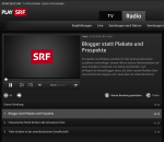 Radio SRF 1: Wirtschaftsmagazin über Blogger