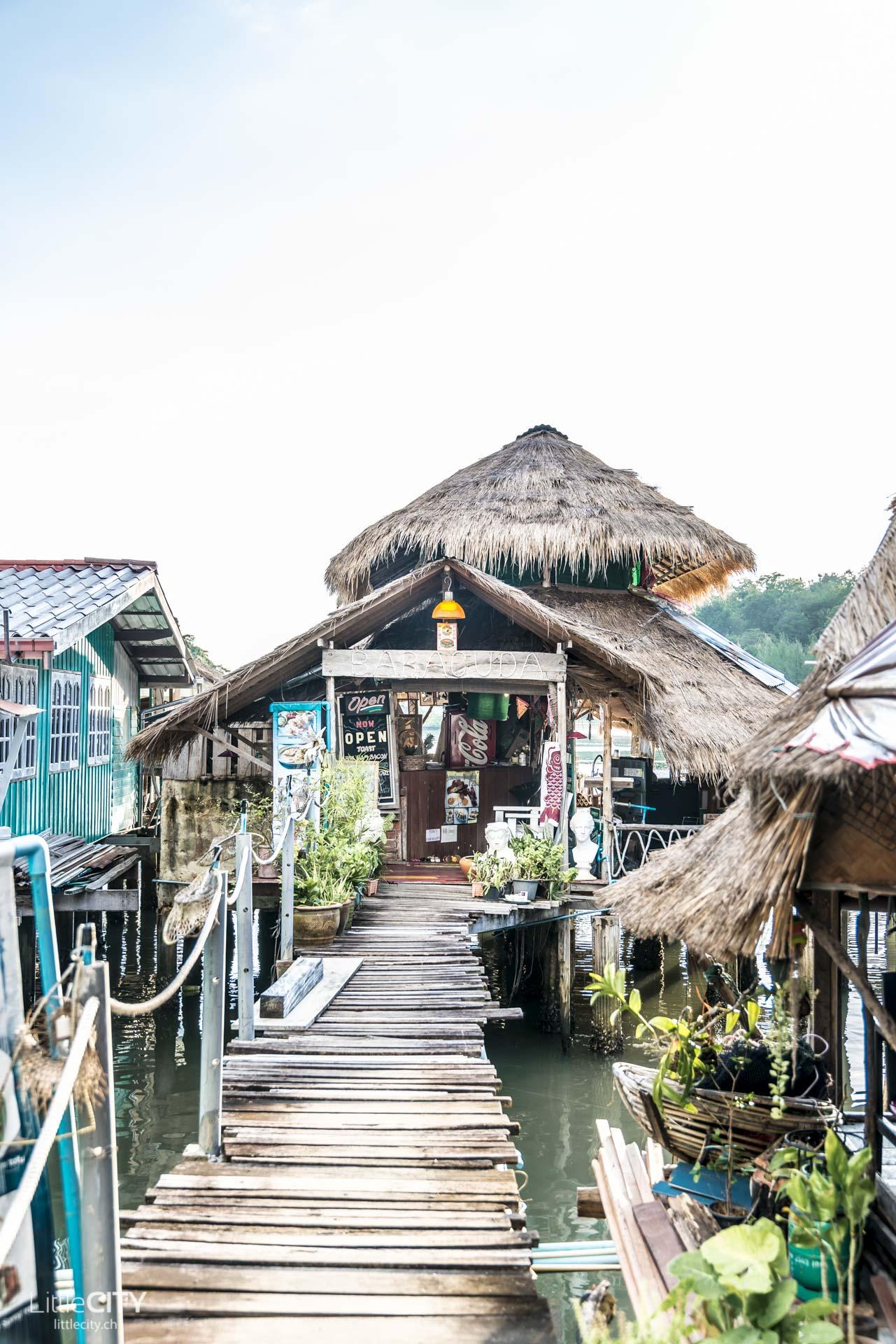 Koh Chang Bang Bau Baracuda Restaurant