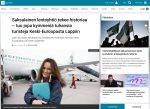 Beitrag im finnischen Fernsehen YLE