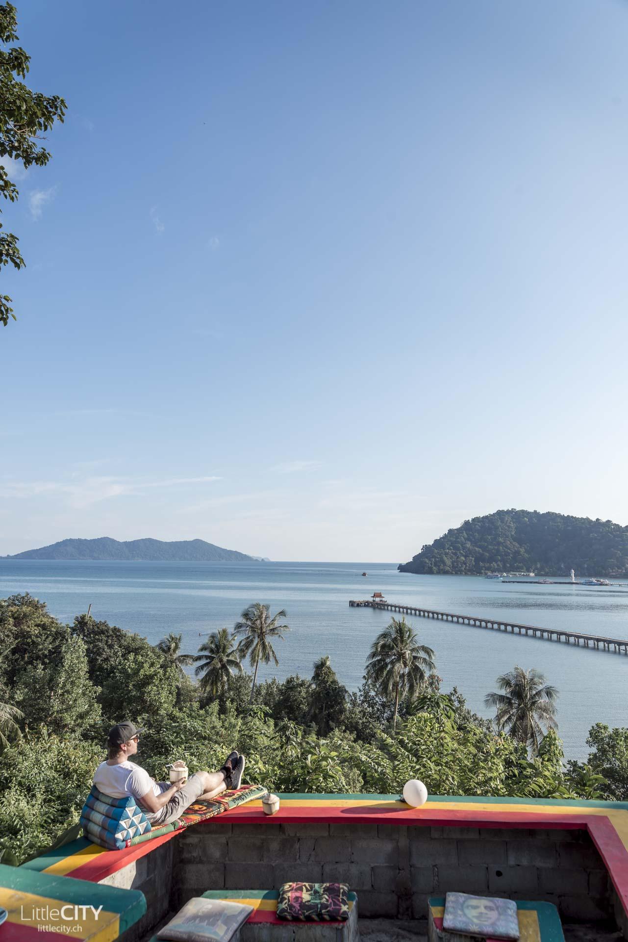 Rasta View Point Koh Chang Bang Bao