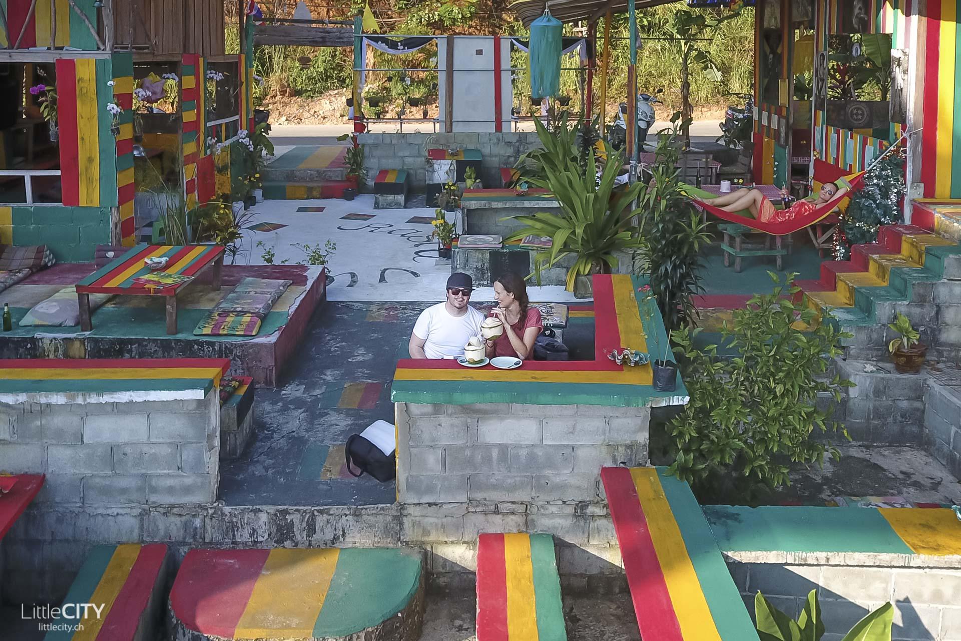 Rasta View Koh Chang Restaurant & Aussictspunkt