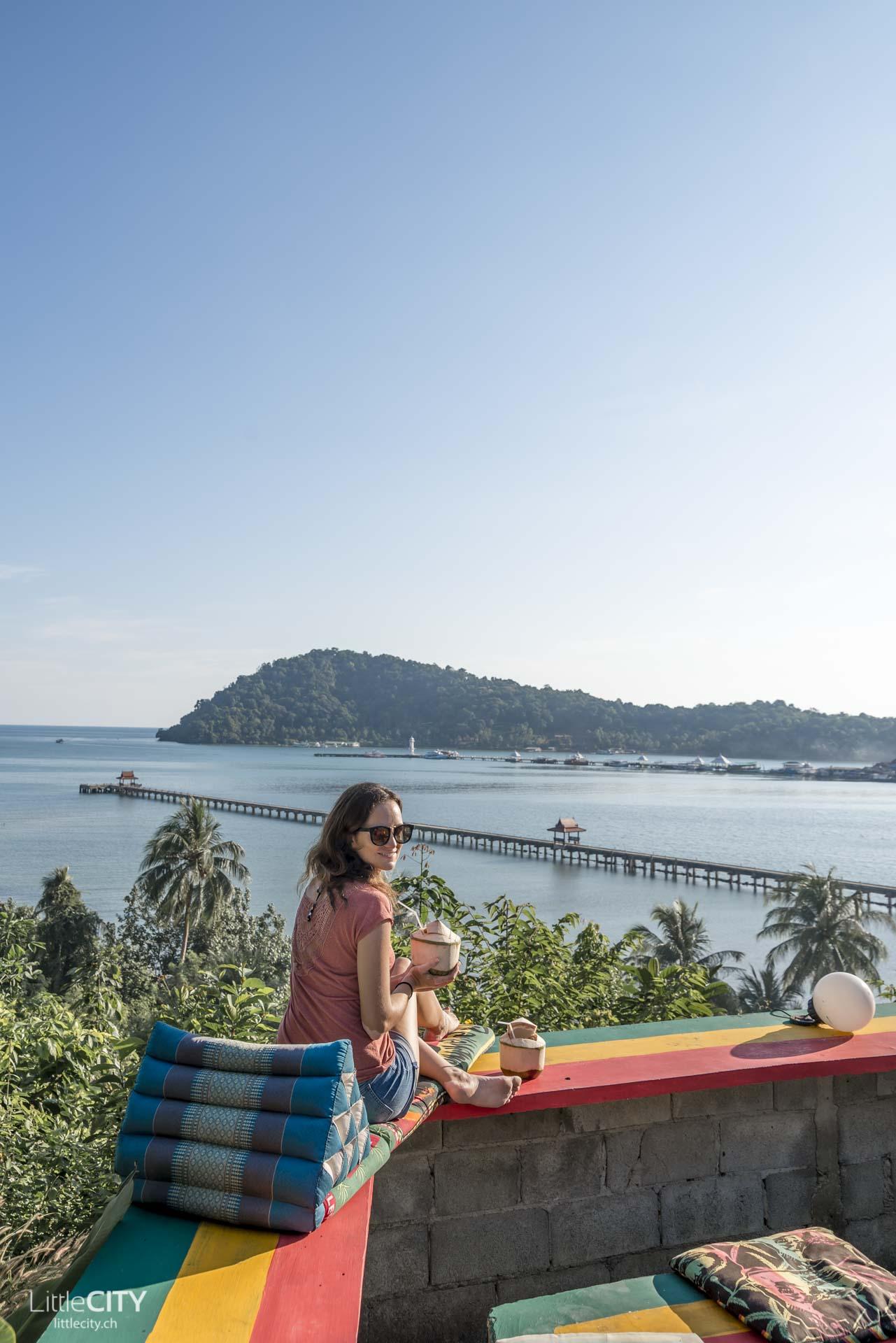Bang Bao Viewpoint Koh Chang Thailand