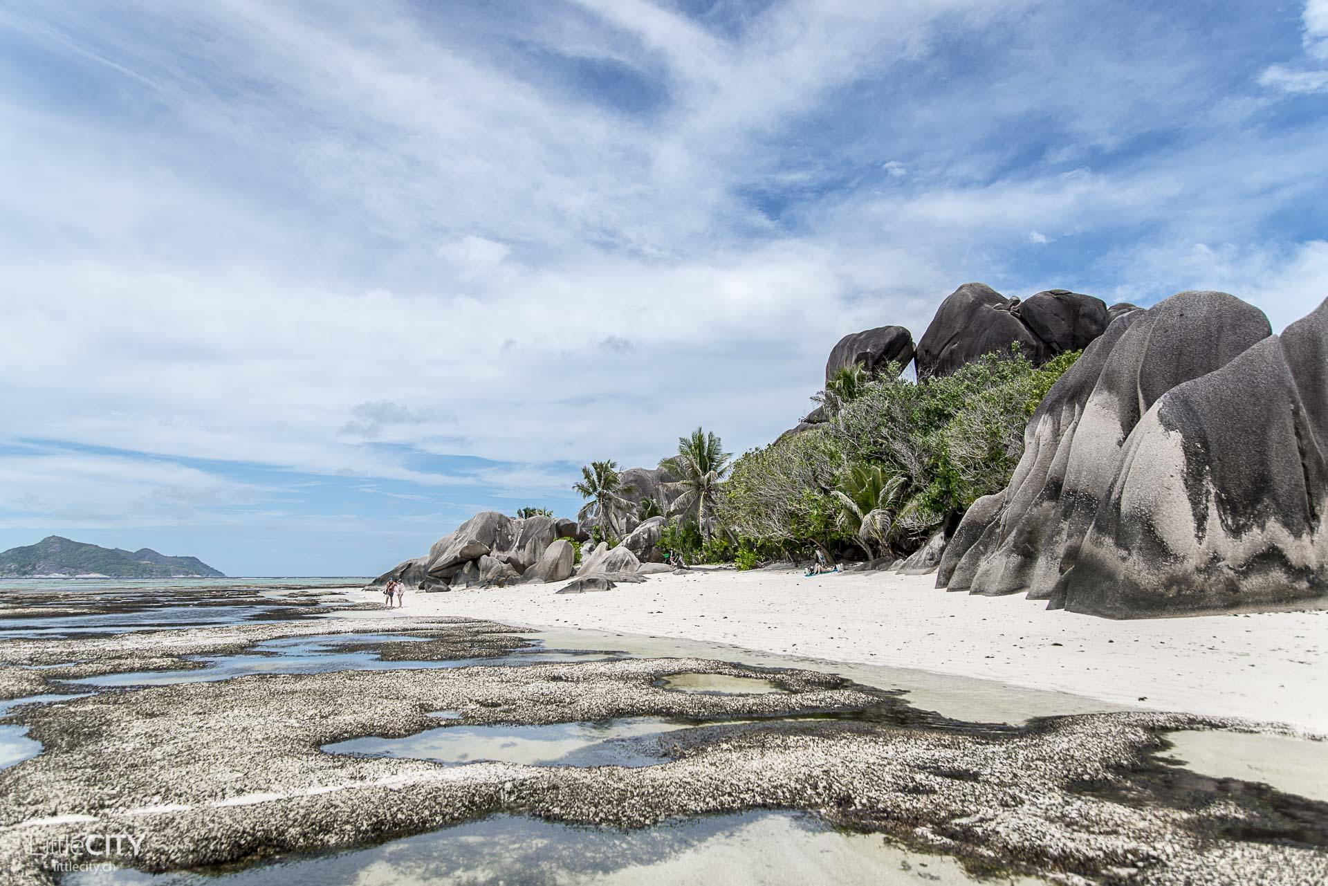 Seychellen Reisetipps - Anse Source d'Argent