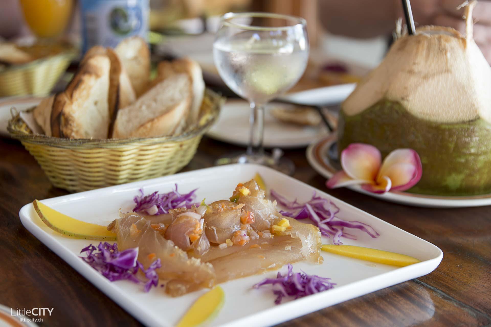 seychellen-essen-fisch-carpaccio