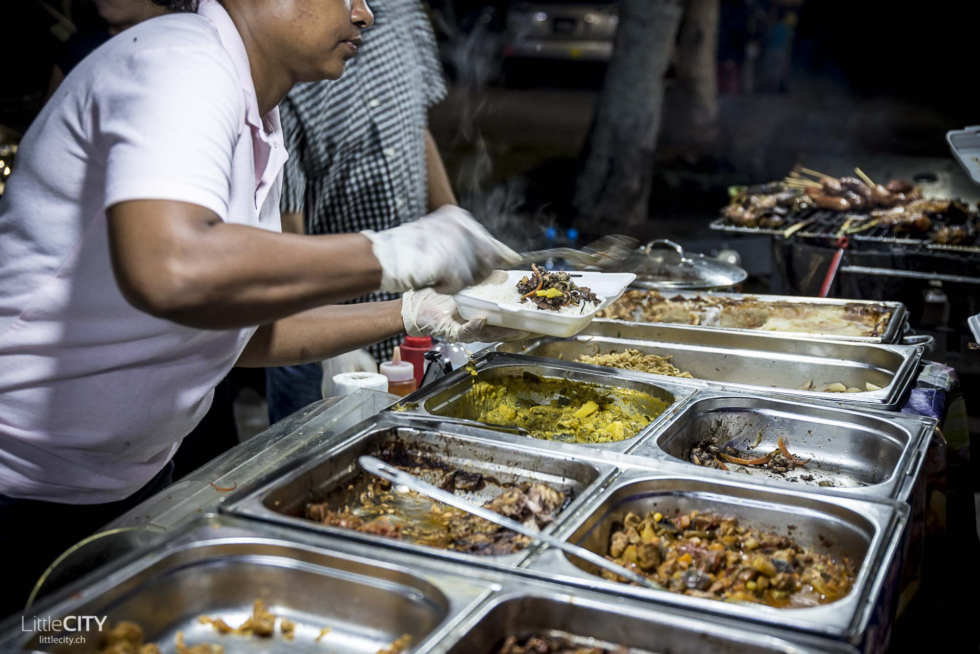 Bon Vallon Street Food Market jeden Mittwoch