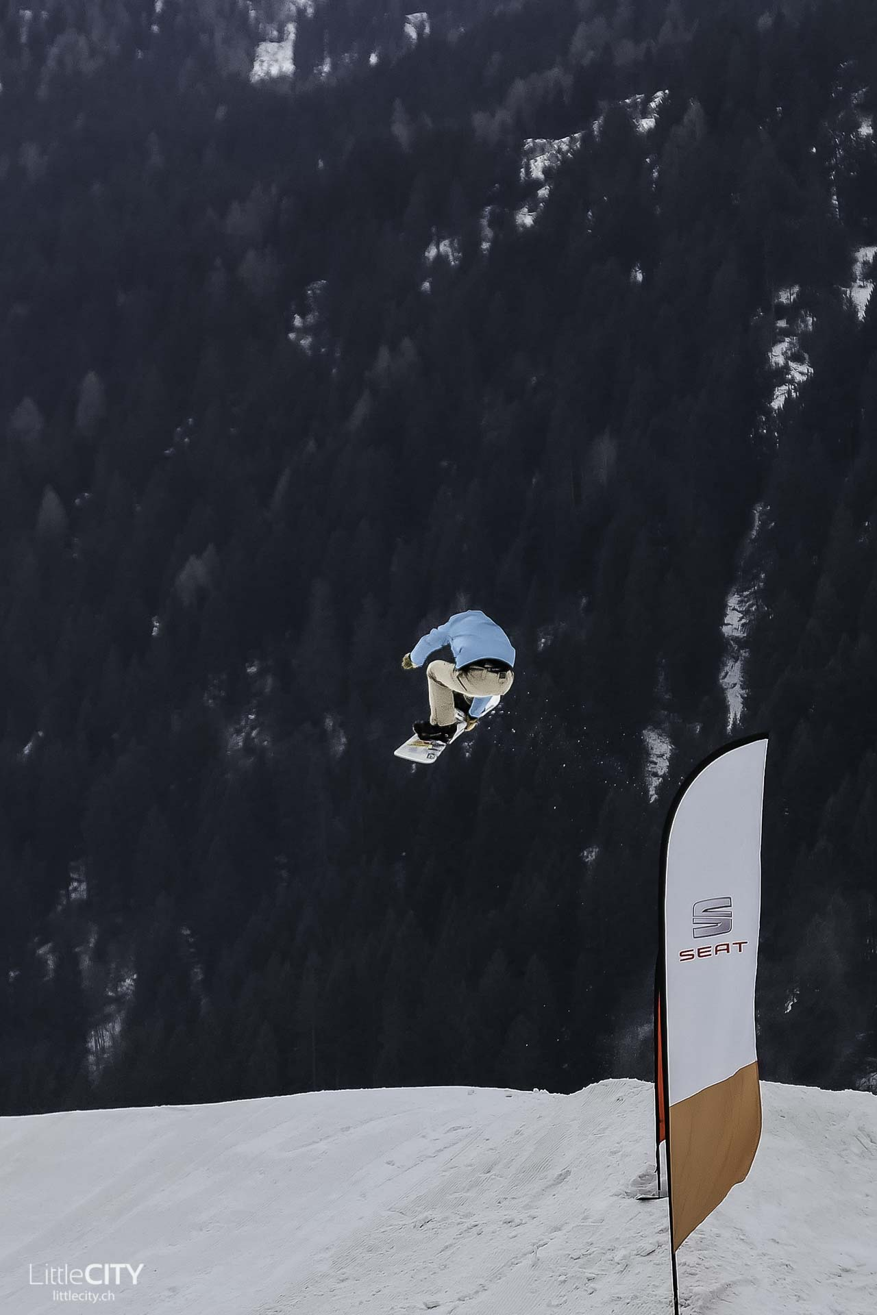 Gian Simmen X-Perience Winterfahrtraining Ambri