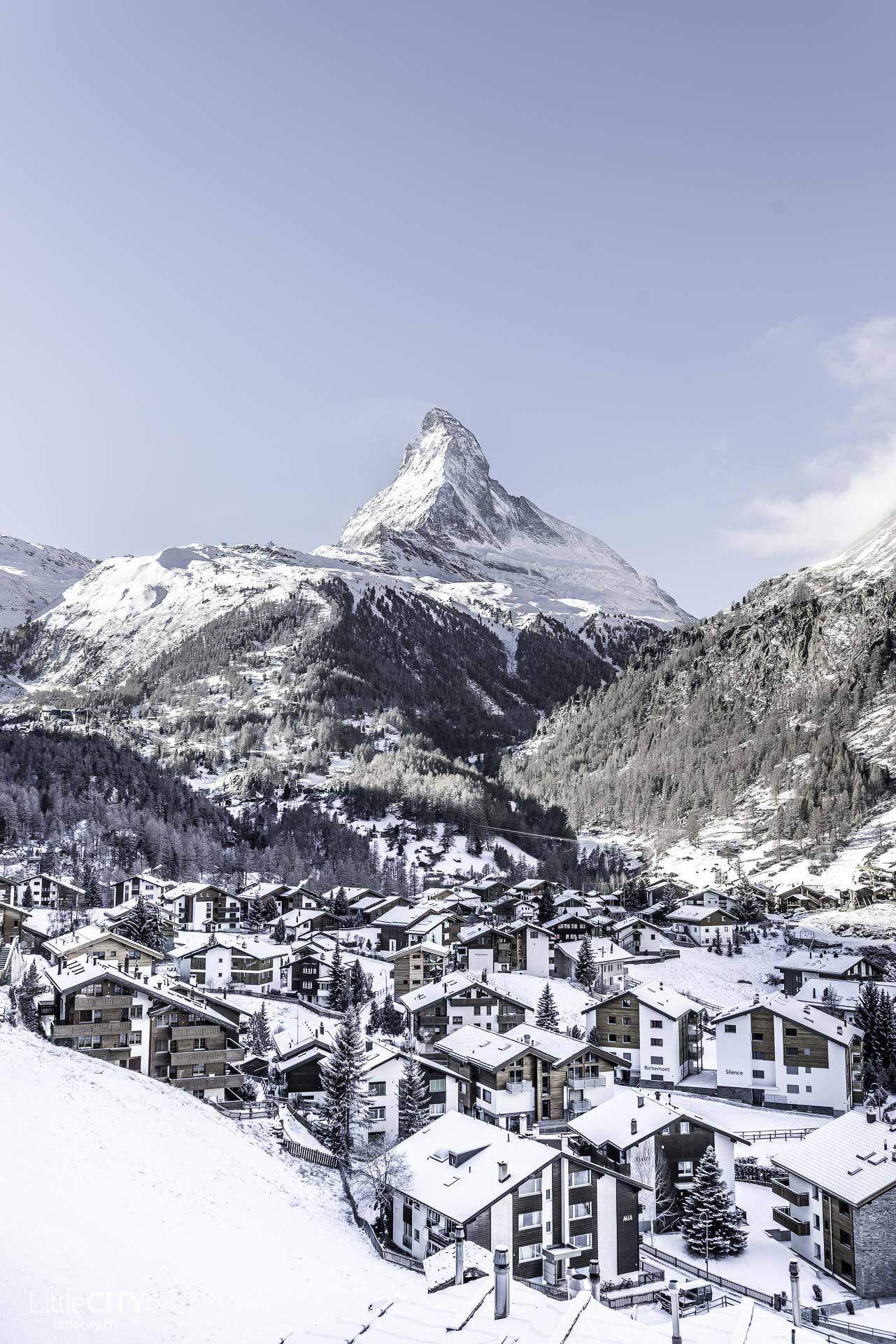 Zermatt Wallis Matterhorn