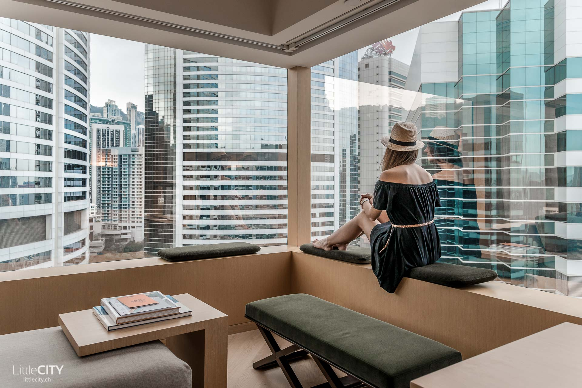 Hongkong Reisetipps Upper House Hotel