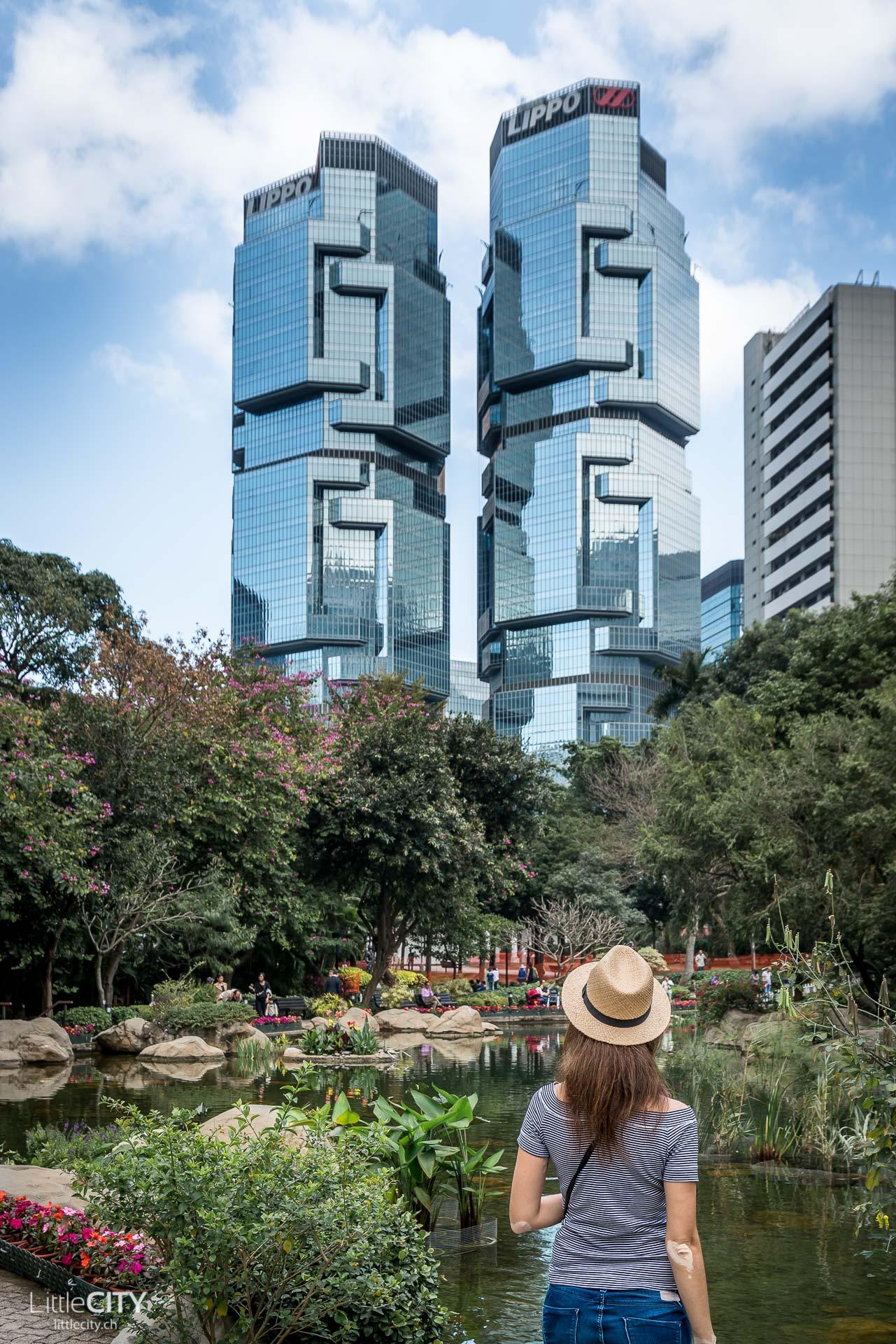 Hong Kong Reisetipps Hong Kong Park