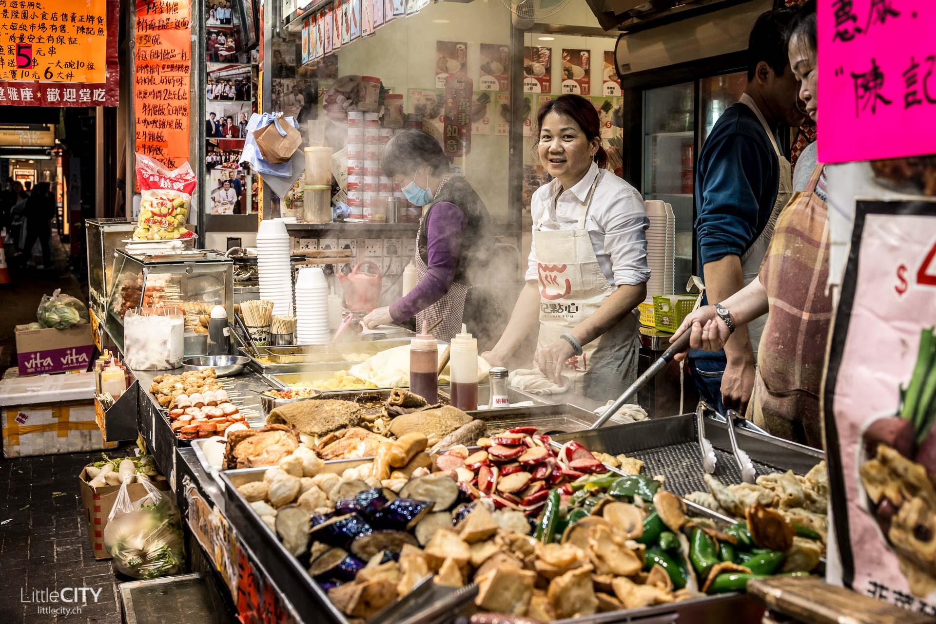 Hong Kong Reisetipps Essen