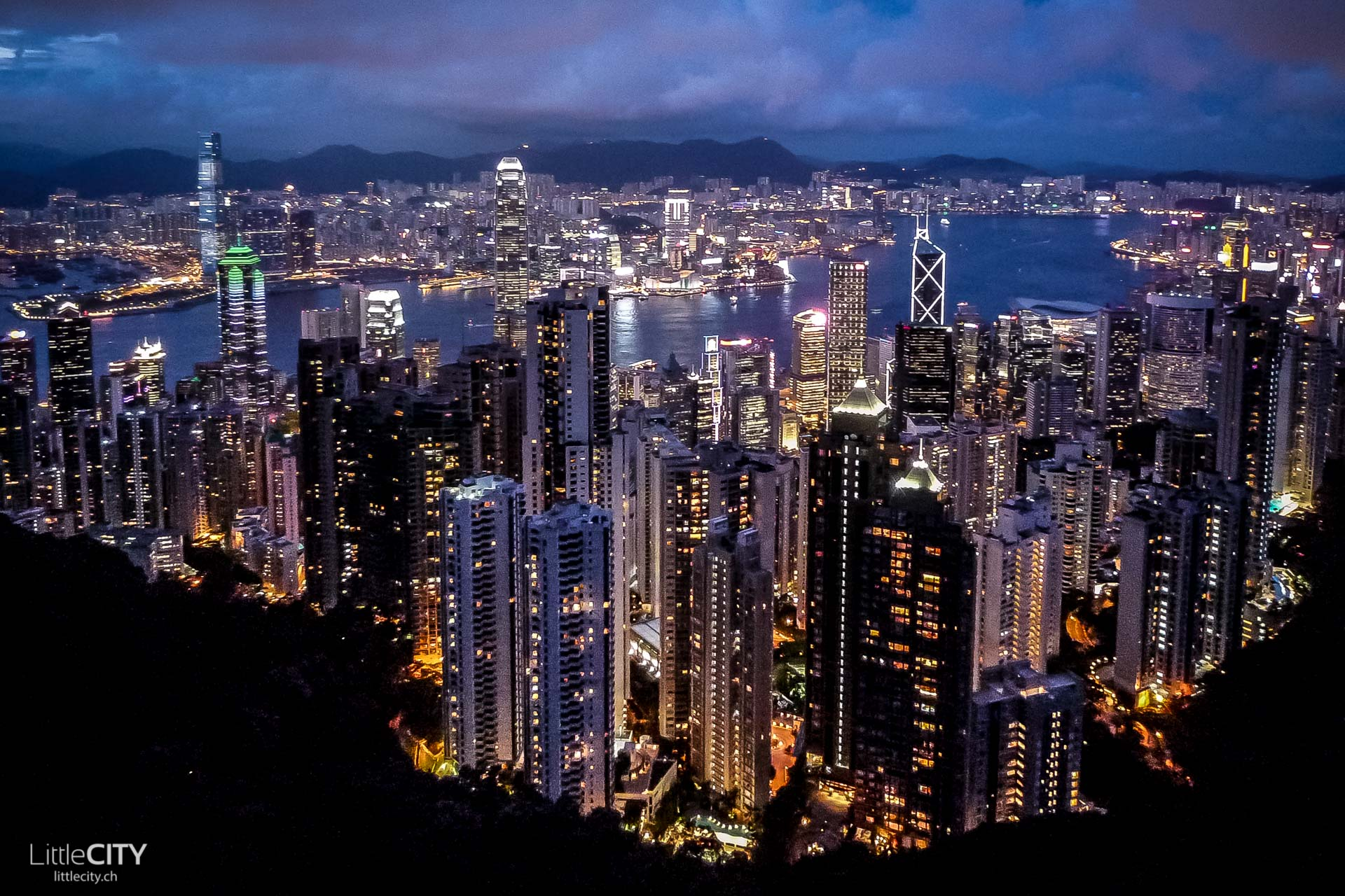 Hongkong Reisetipps Victoria Peak