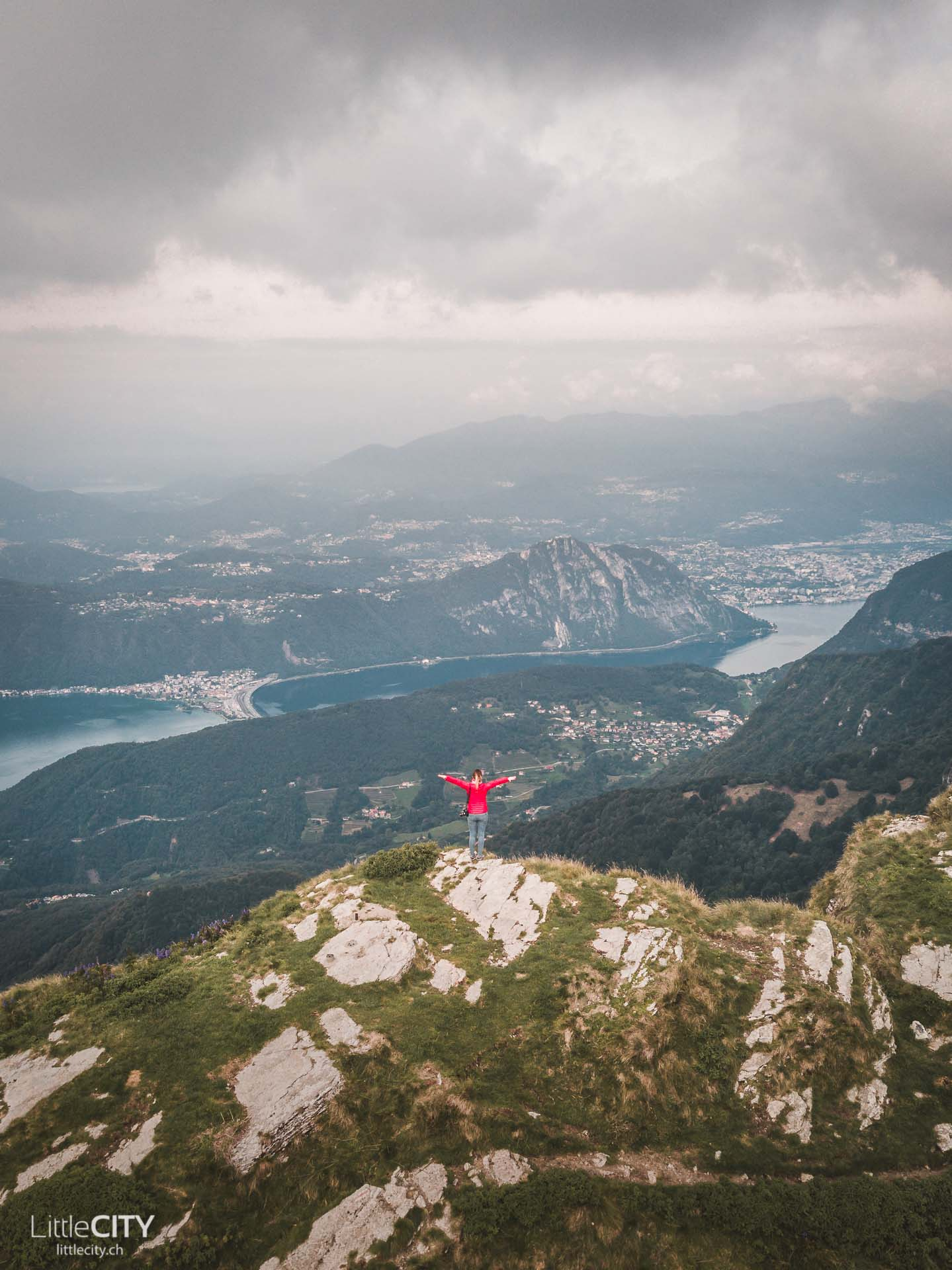 Monte Generoso Ausflugstipp Tessin
