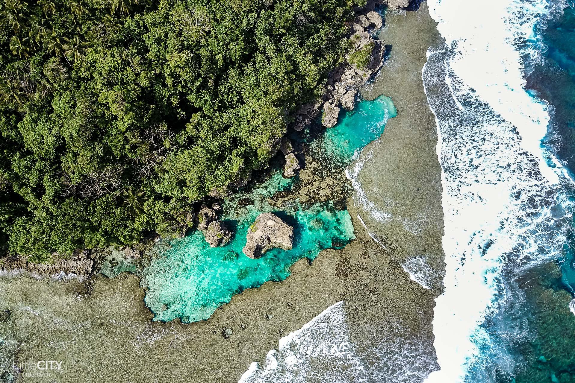 Siargao Sehenswürdigkeiten: Magpupungko Rock Pools