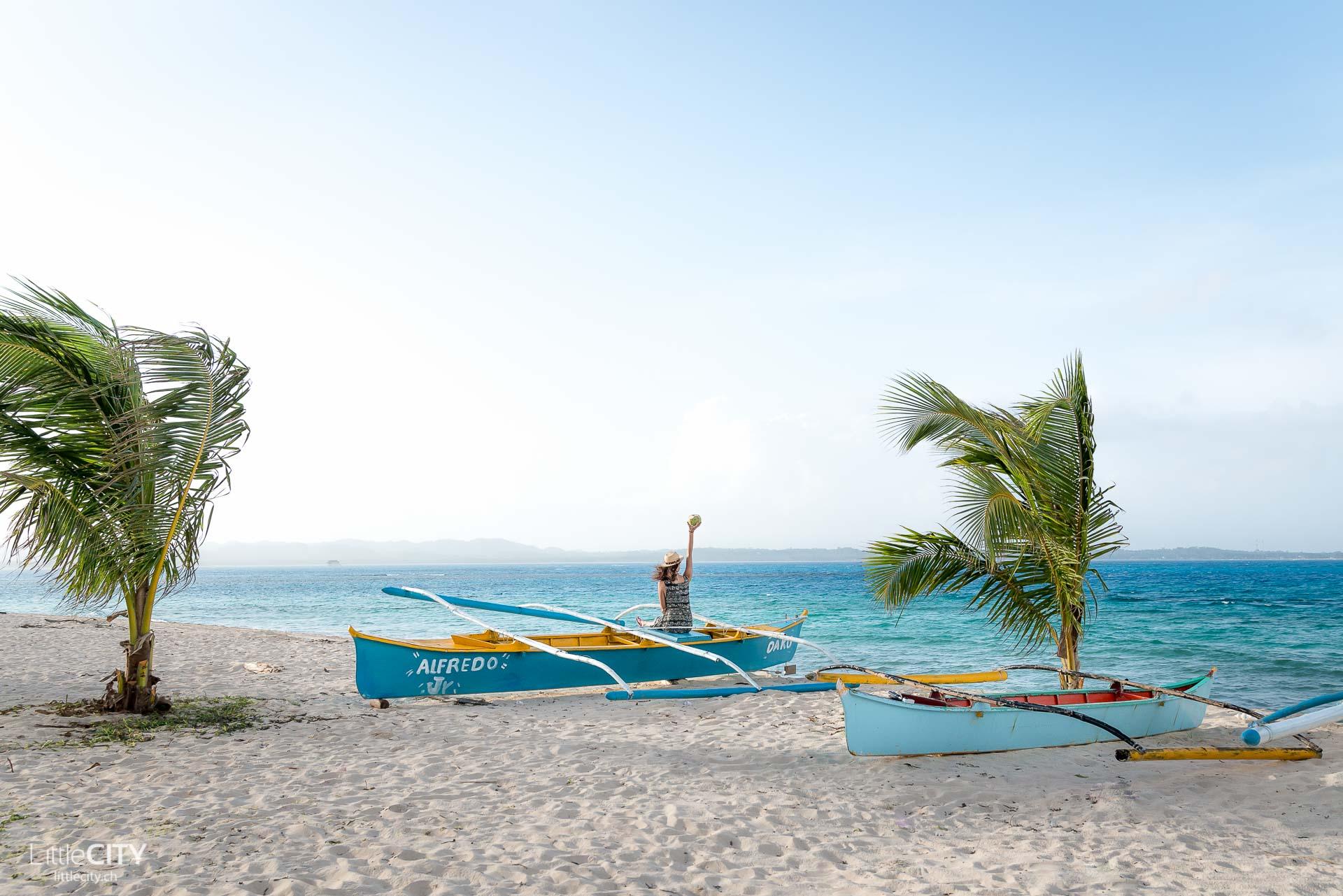 Siargao Philippinen Island Hopping