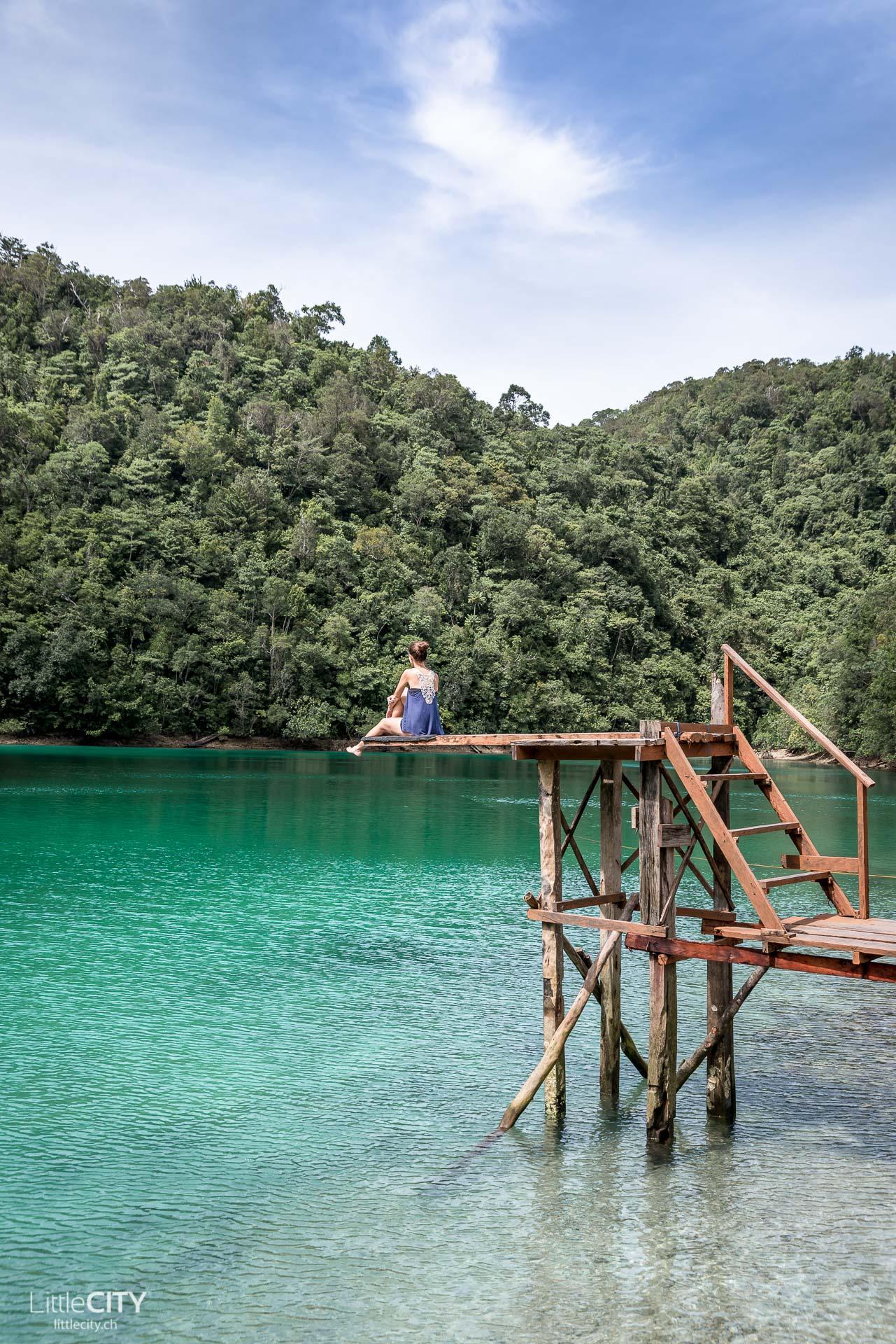 Siargao Sugba Lagoon Sehenswürdigkeiten