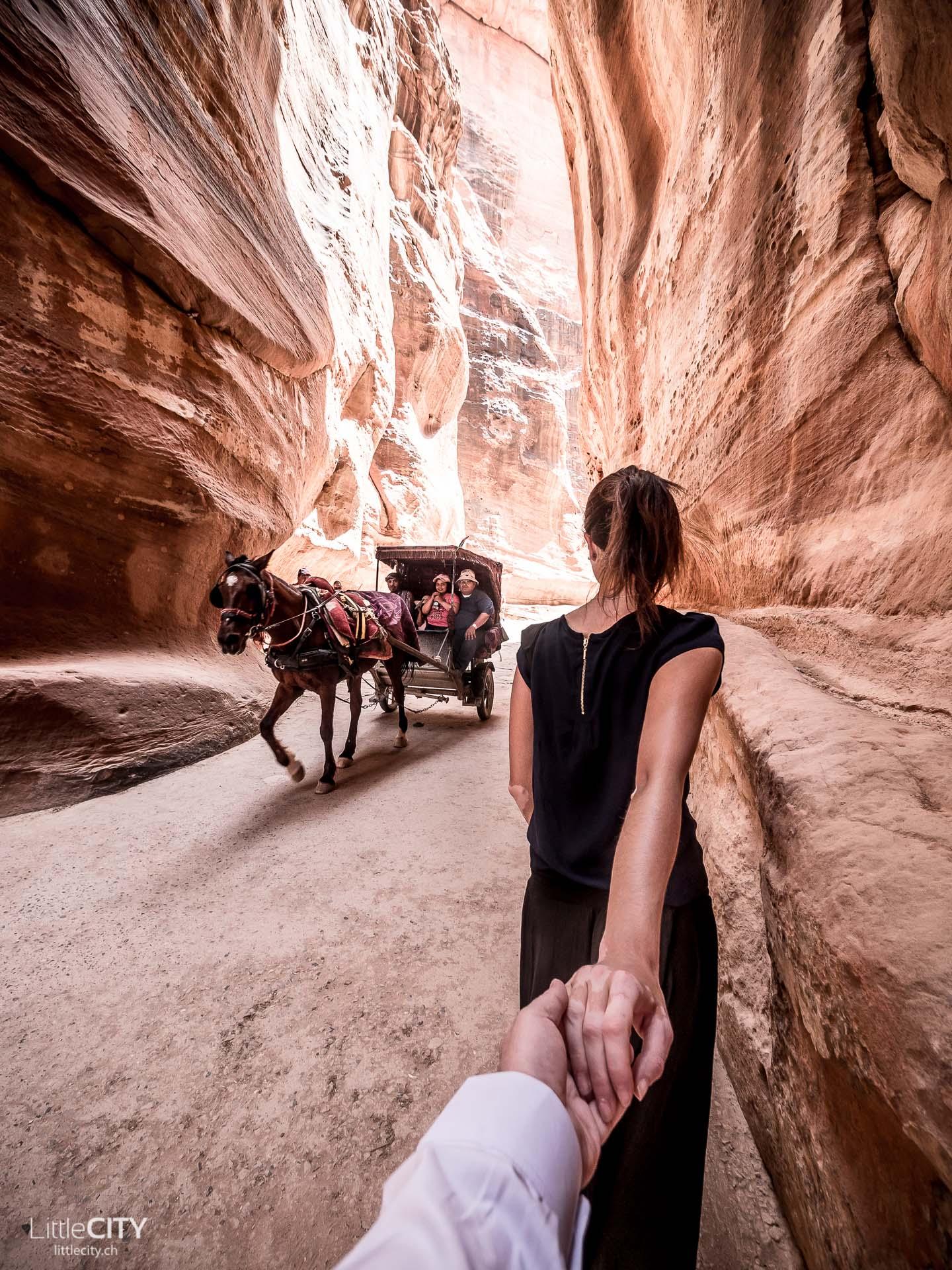 Jordanien Petra Reisetipps