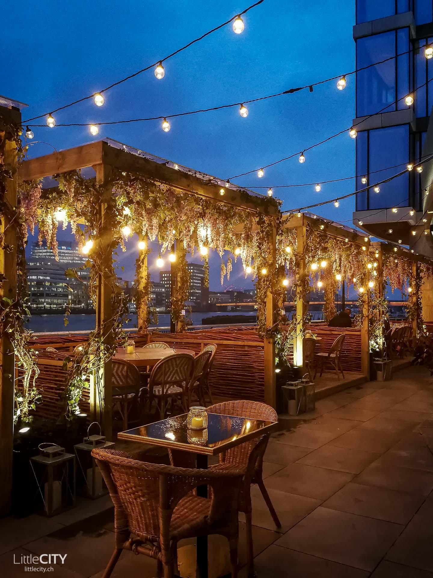 London Restauranttipp: Coppa Club Restaurant