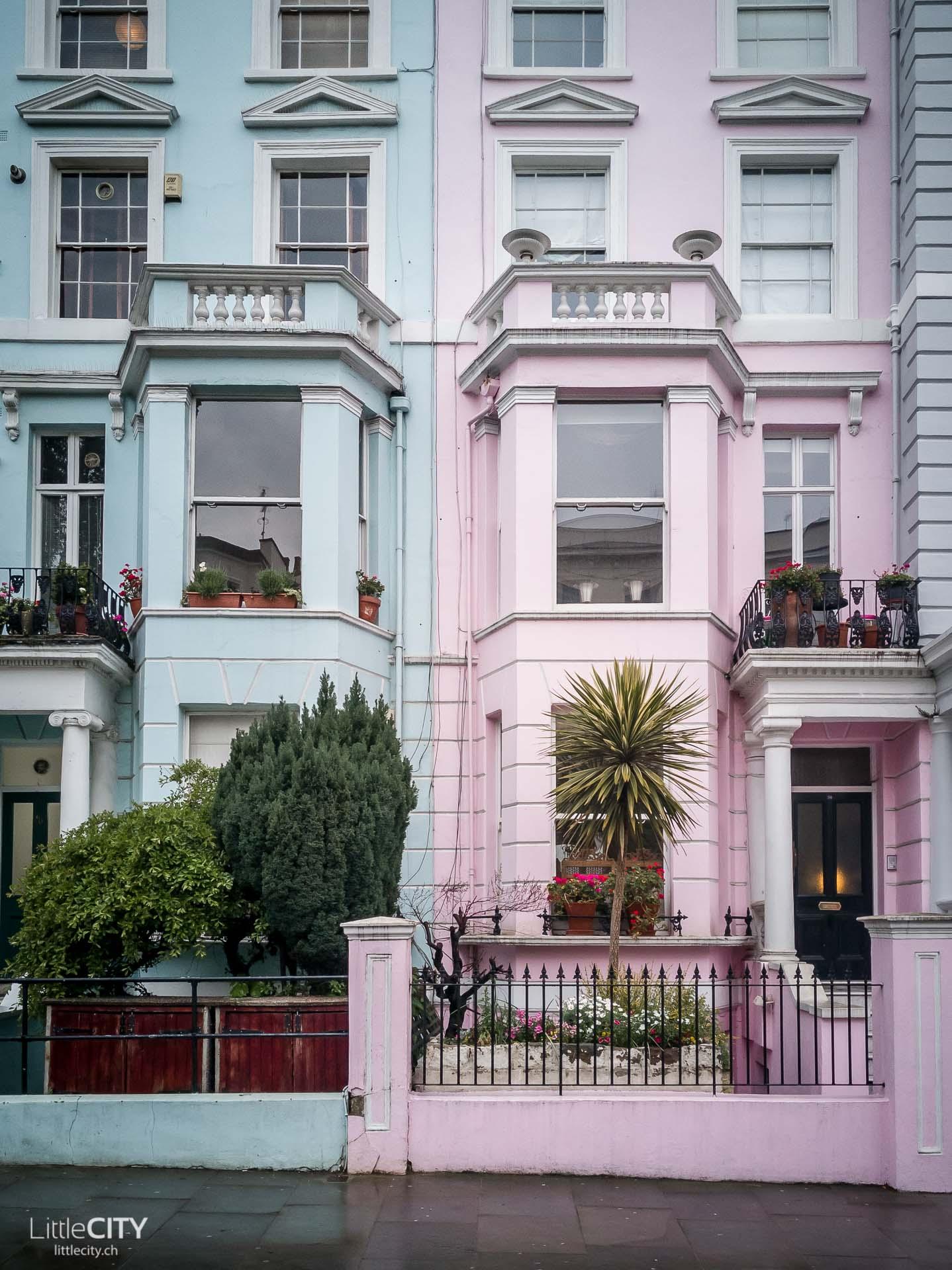 Notting Hill Portobello Road London Reisetipps