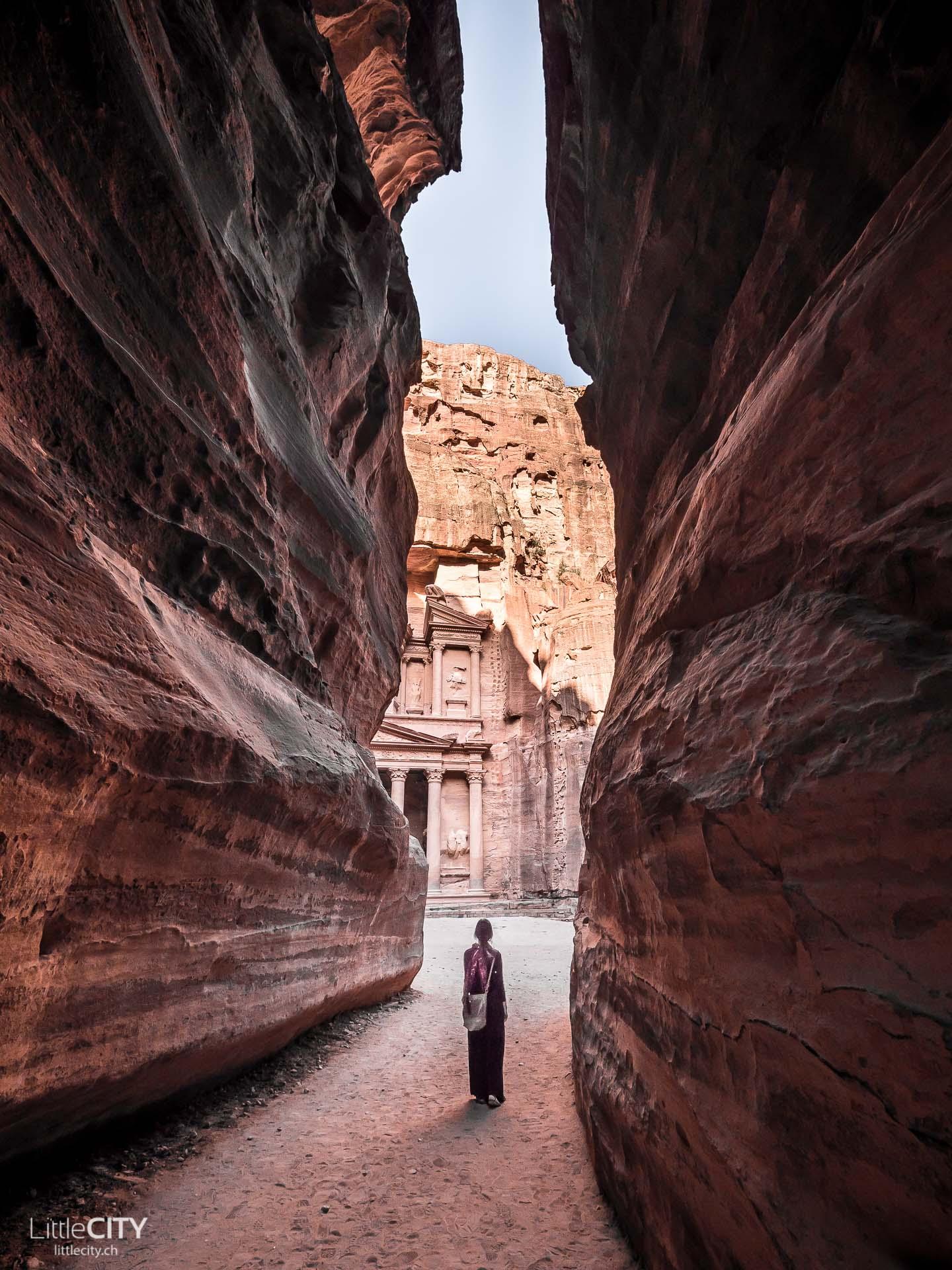 Jordanien Reisetipps Petra