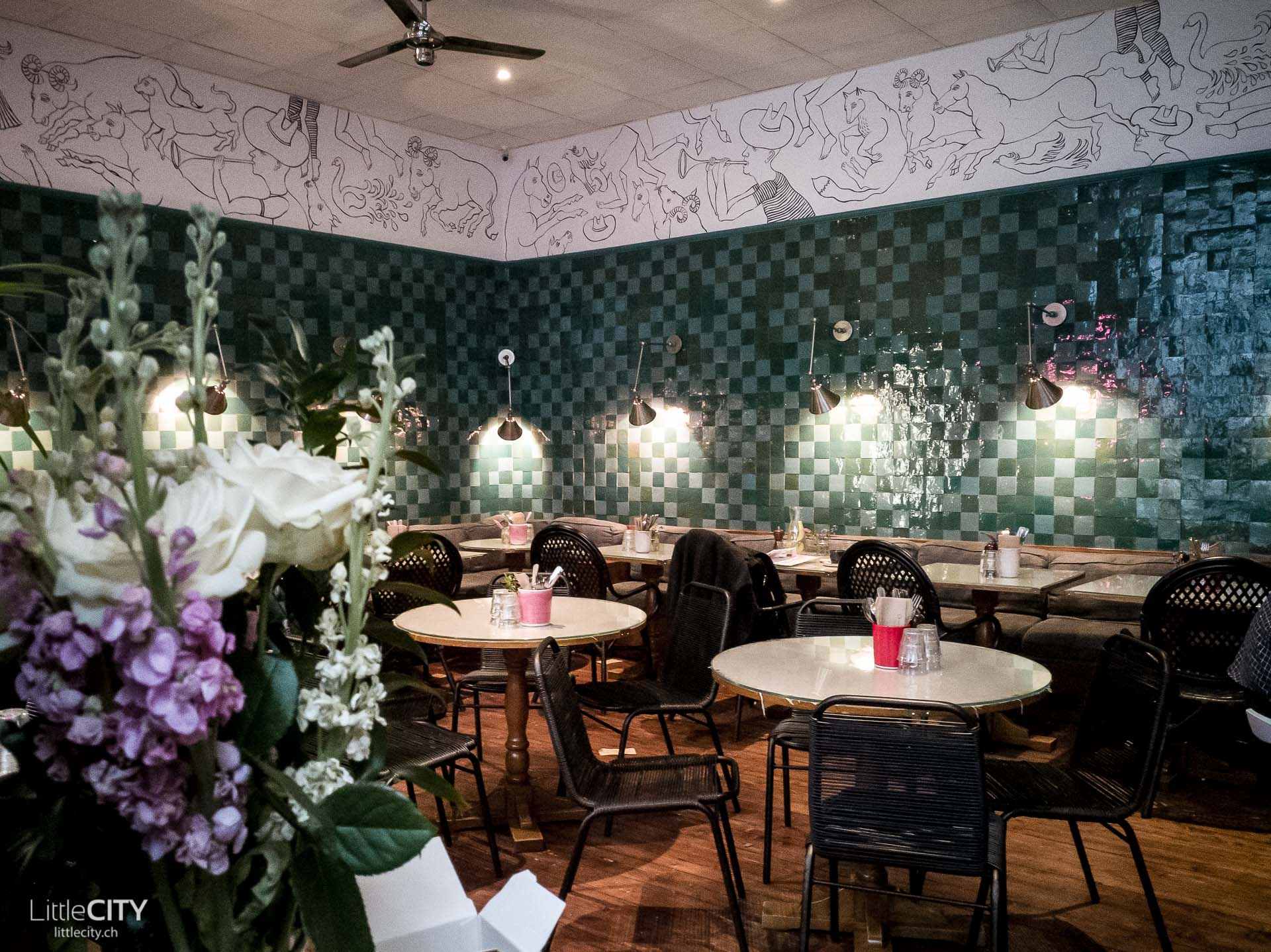 London Restauranttipp: The Farmer Girl Café in Notting Hill