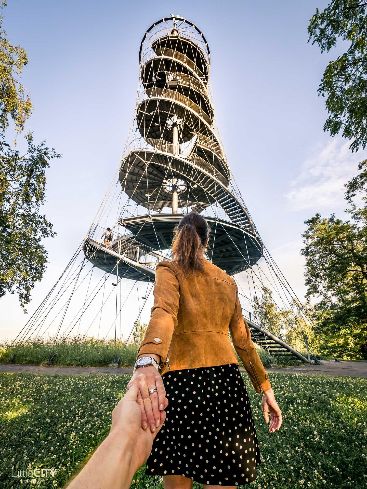 Stuttgart Reisetipps Höhenpark Killesberg