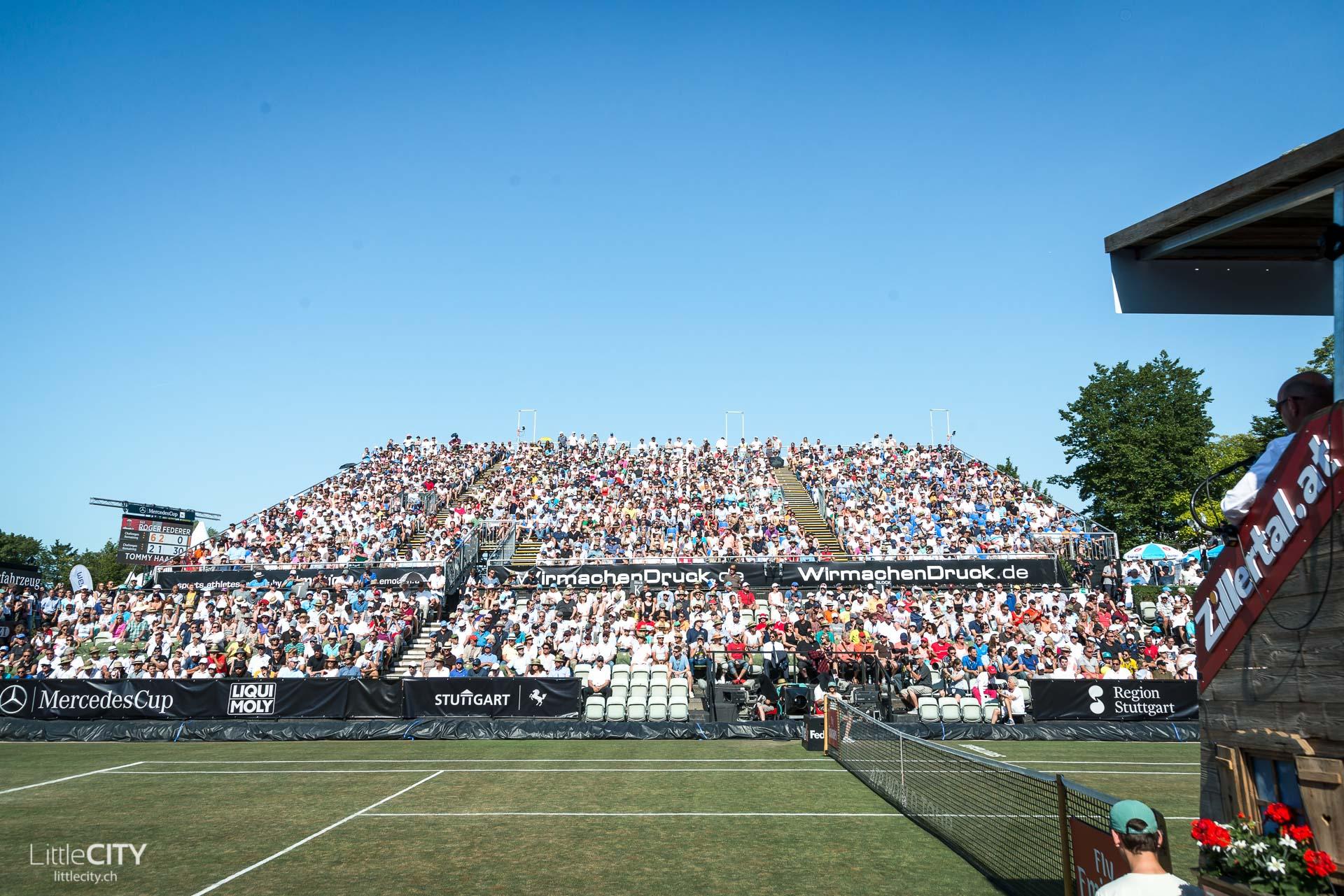 Roger Federer Stuttgart Tennis Cup