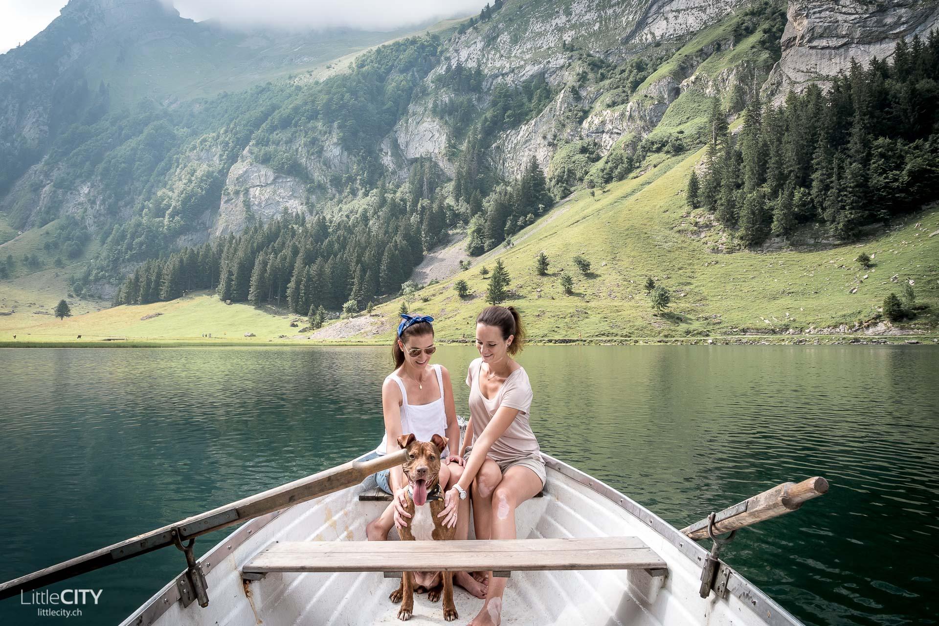 Seealpsee im Alpstein, Appenzell Fotspot