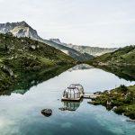 Partnunsee im Prättigau - Bergsee-Bungalow von LittleCITY