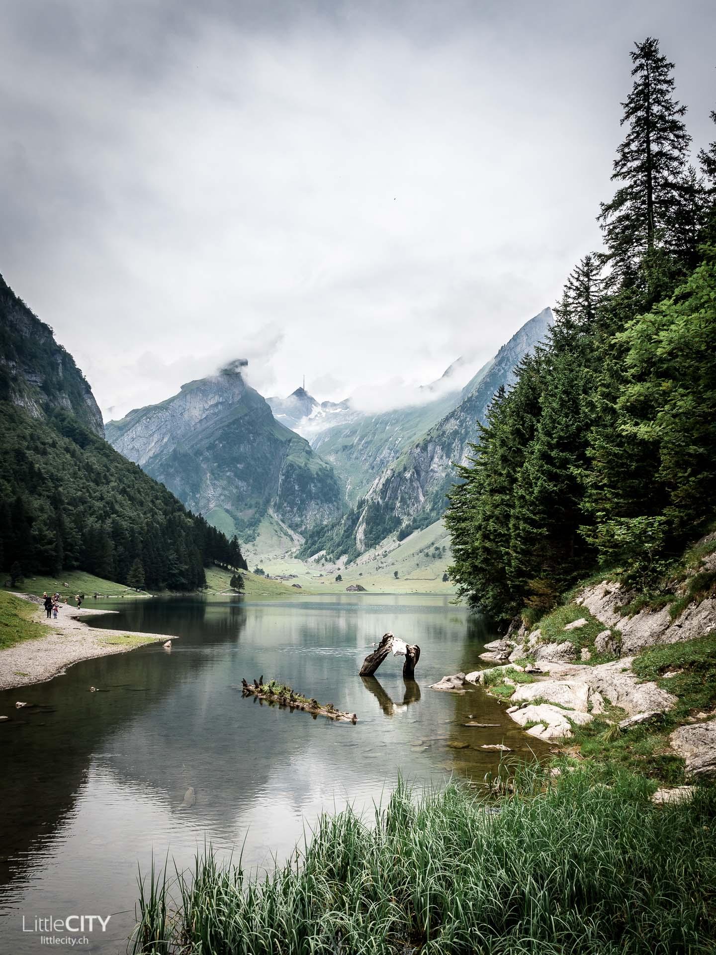 Seealpsee Appenzell Wanderung