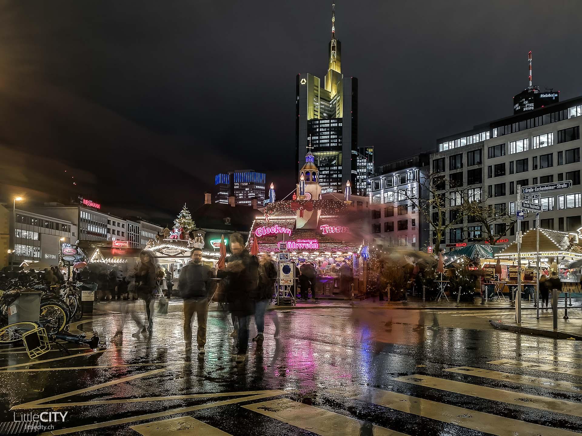 Handy-Fotografie Tipps - Nachtmodus