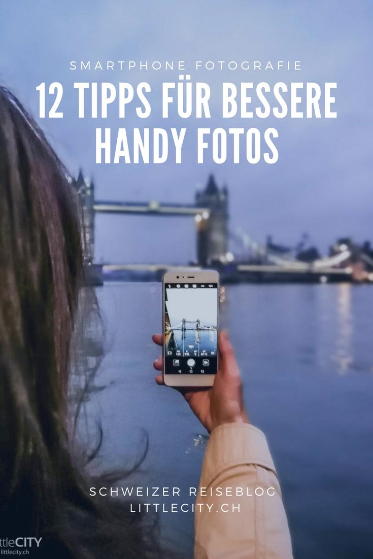 Smartphone Fotorgafie Tipps