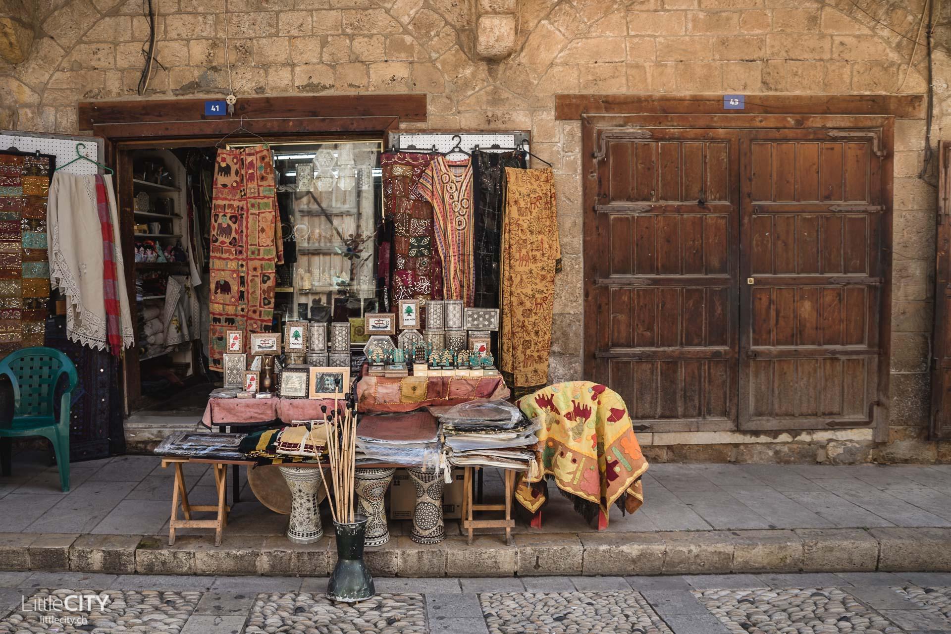 Byblos Altstadt Libanon Reisetipps