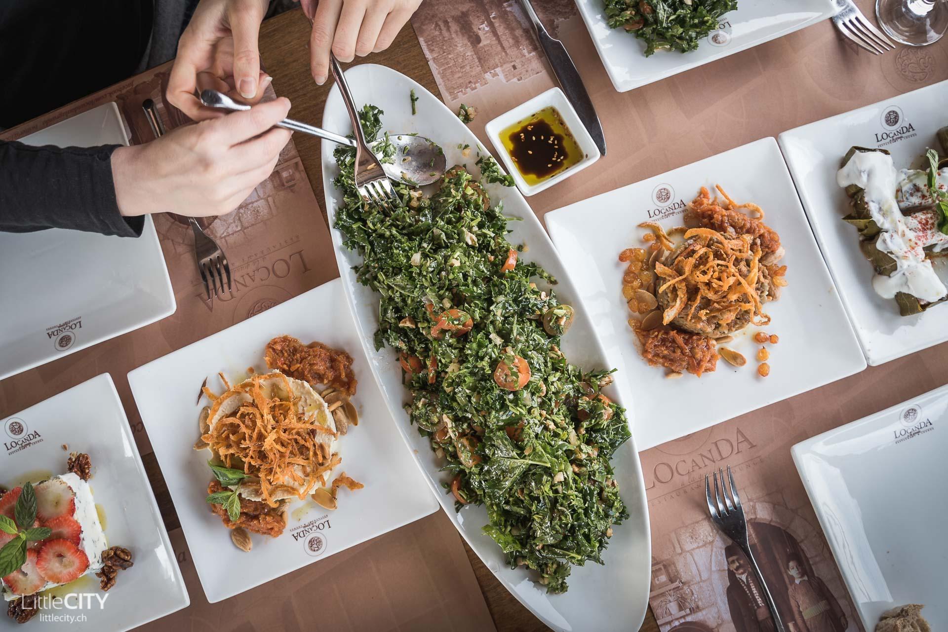 Libanon Restaurant Tipp Reisebericht